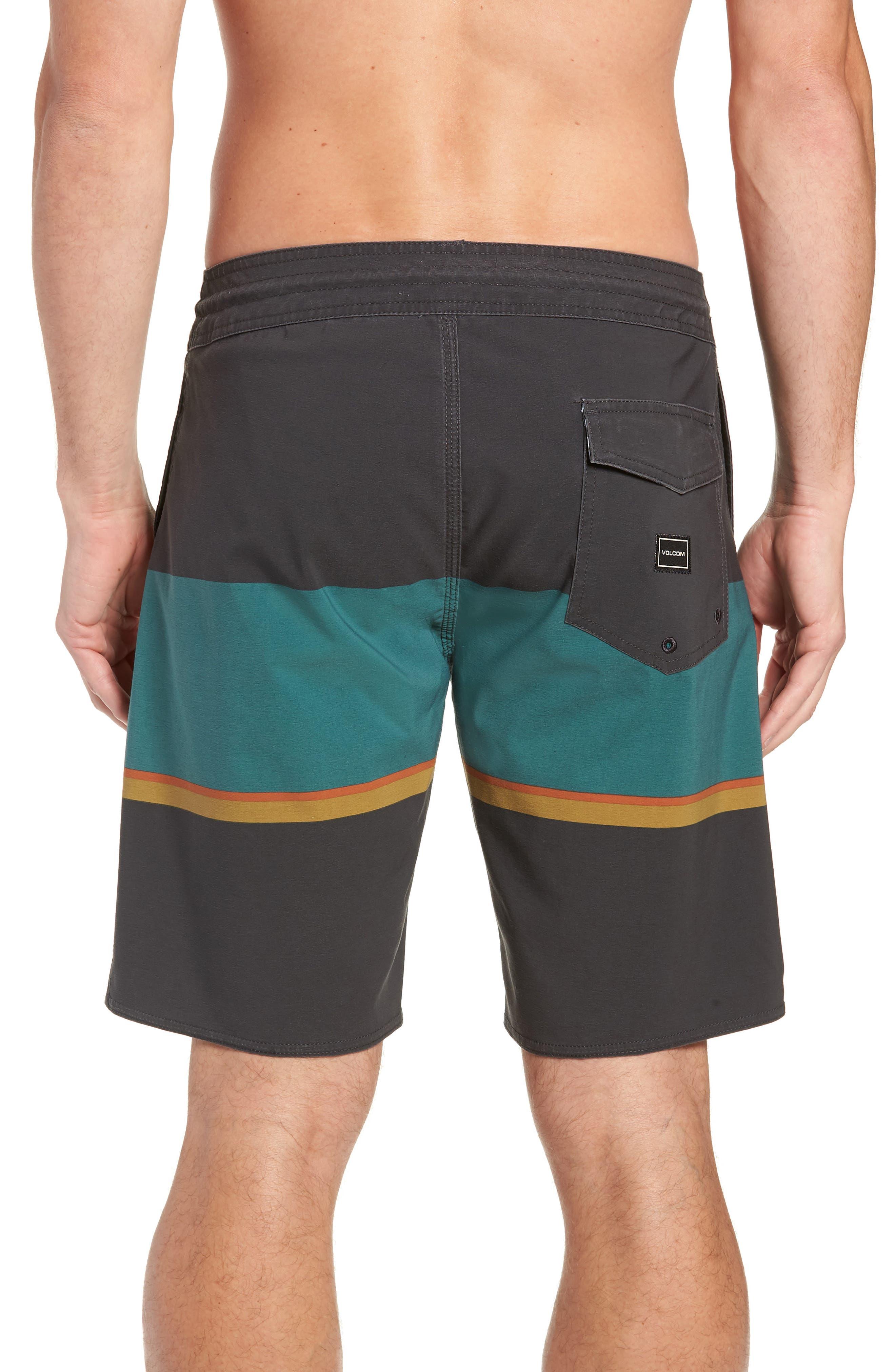 VOLCOM,                             3 Quarta Stoney Board Shorts,                             Alternate thumbnail 2, color,                             366