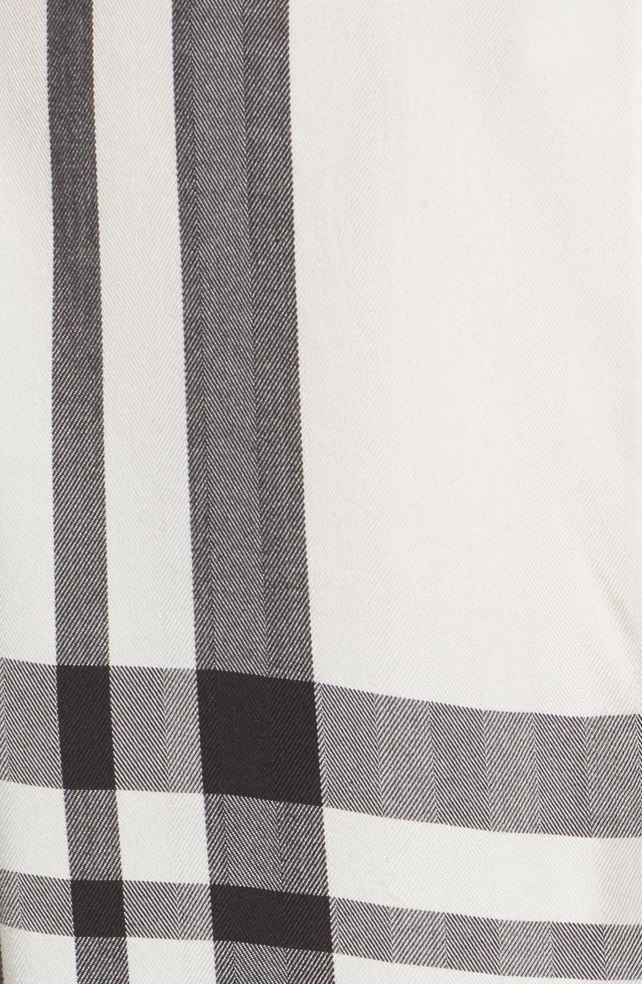 Bell Sleeve Shirt,                             Alternate thumbnail 5, color,