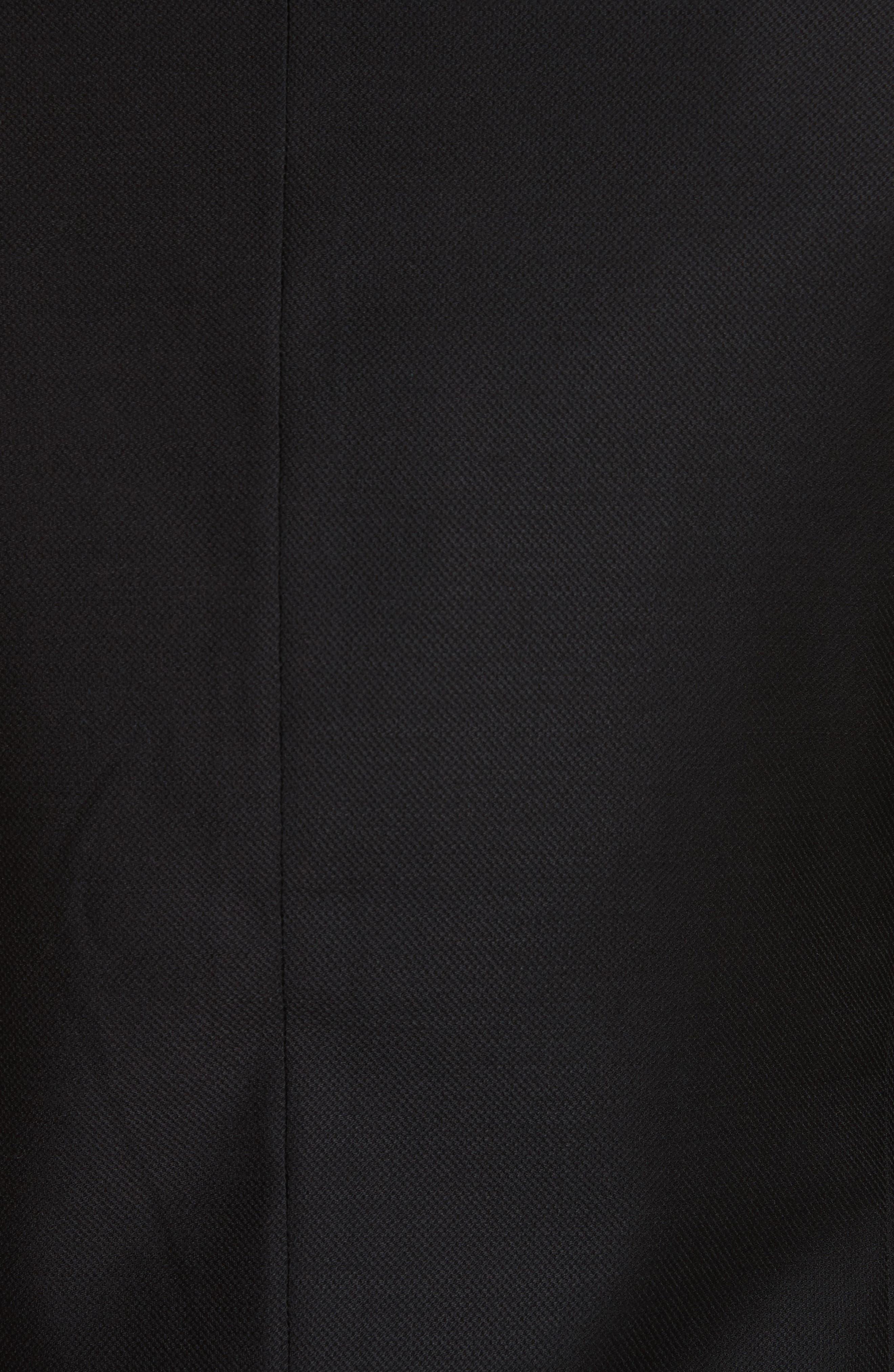 Slim Fit Sport Coat,                             Alternate thumbnail 6, color,                             001