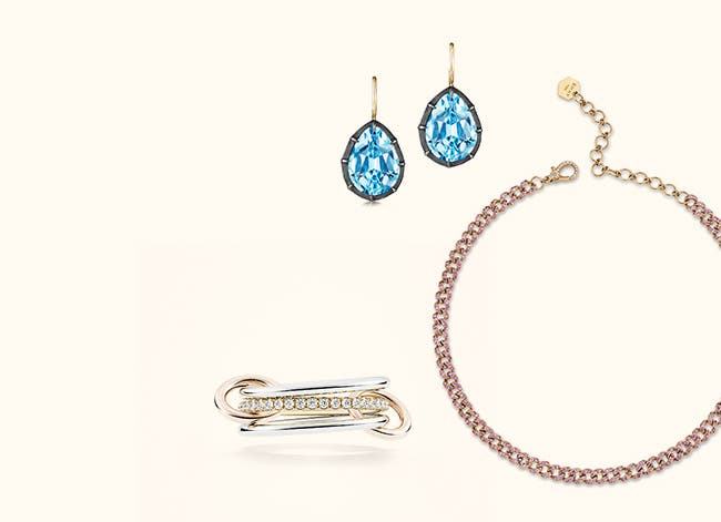 Explore our newest fine jewelry brands.