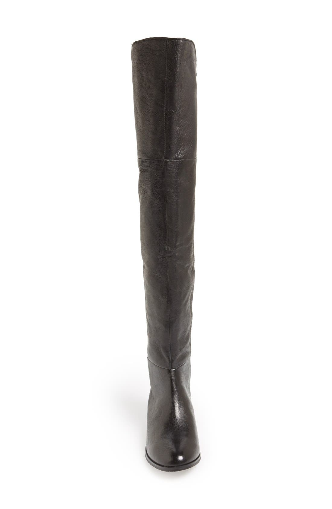 'Riley' Over The Knee Boot,                             Alternate thumbnail 2, color,                             001