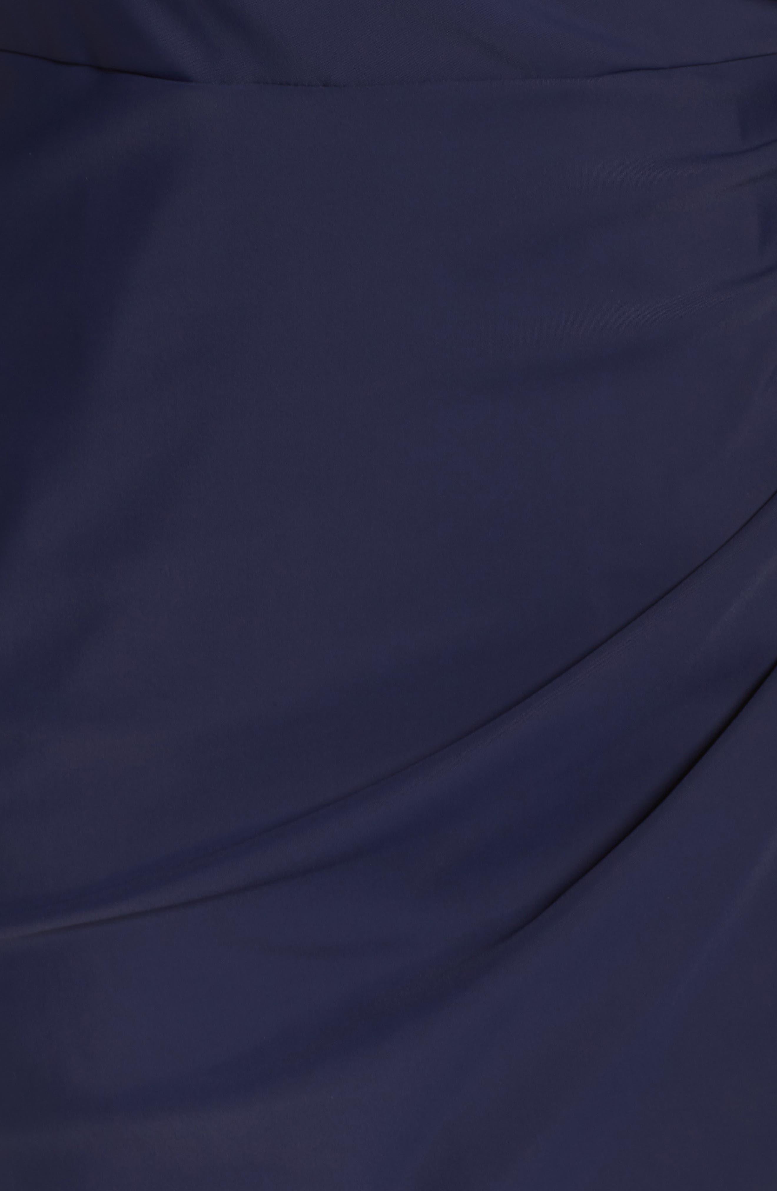 Embellished Surplice Sheath Dress,                             Alternate thumbnail 31, color,