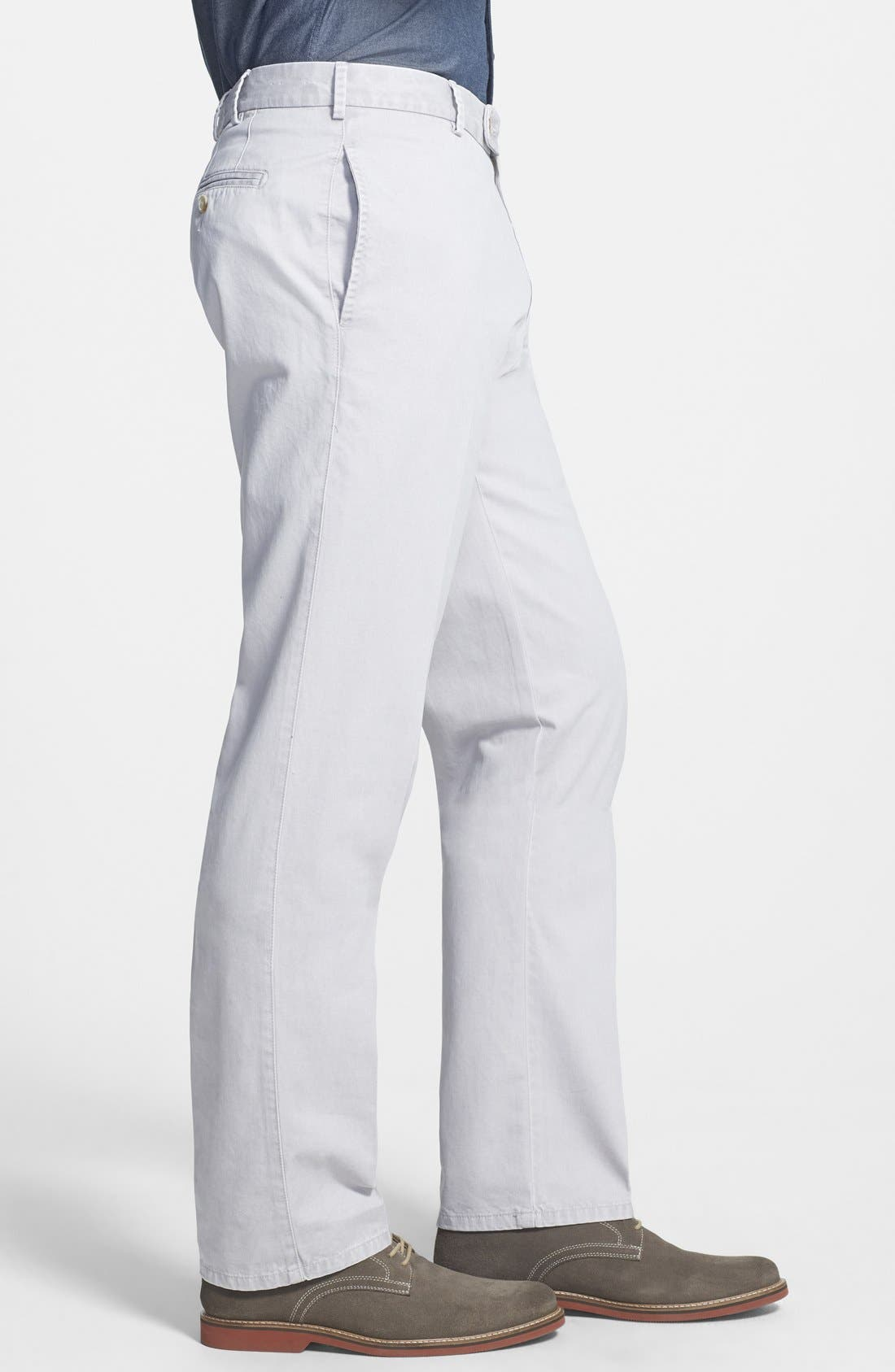 Garment Washed Twill Pants,                             Alternate thumbnail 57, color,