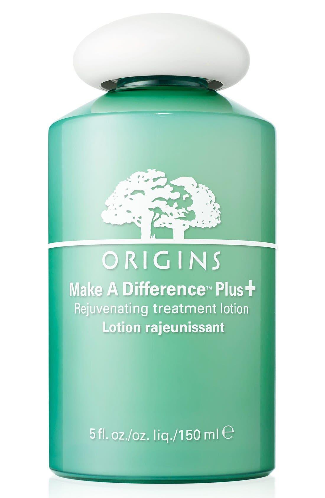 Make A Difference Plus+ Rejuvenating Treatment Lotion,                         Main,                         color, 000