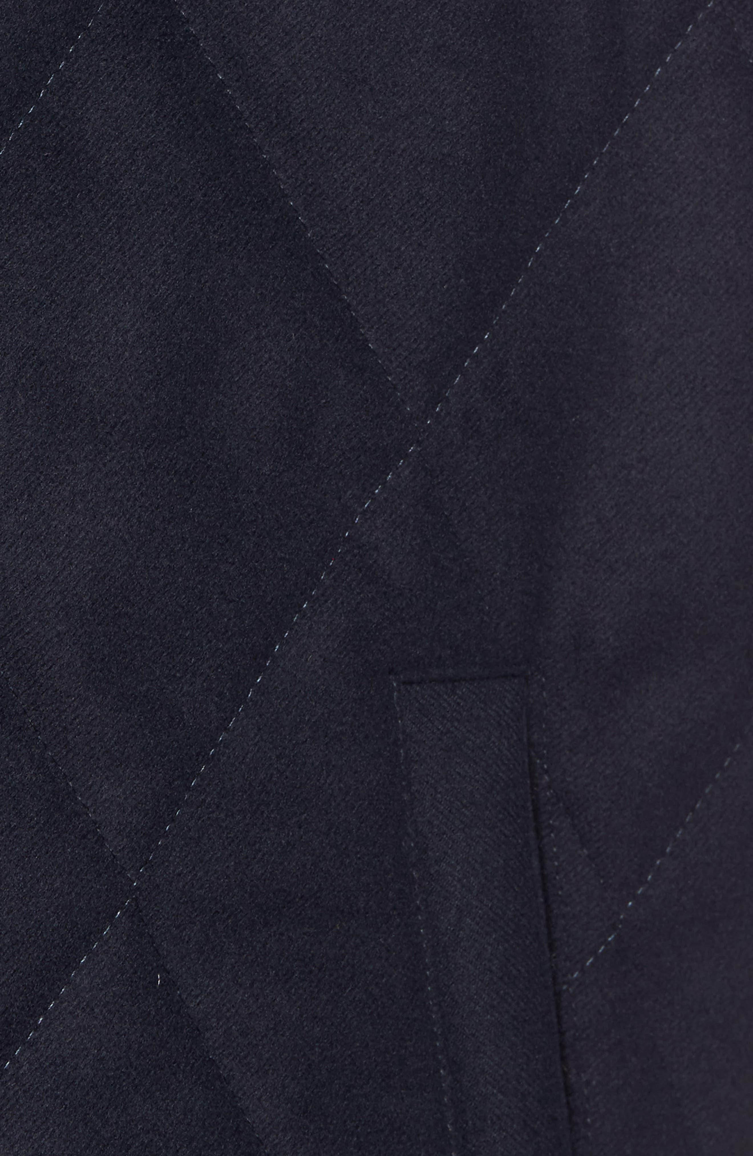 Barra Mixed Media Vest,                             Alternate thumbnail 6, color,                             410