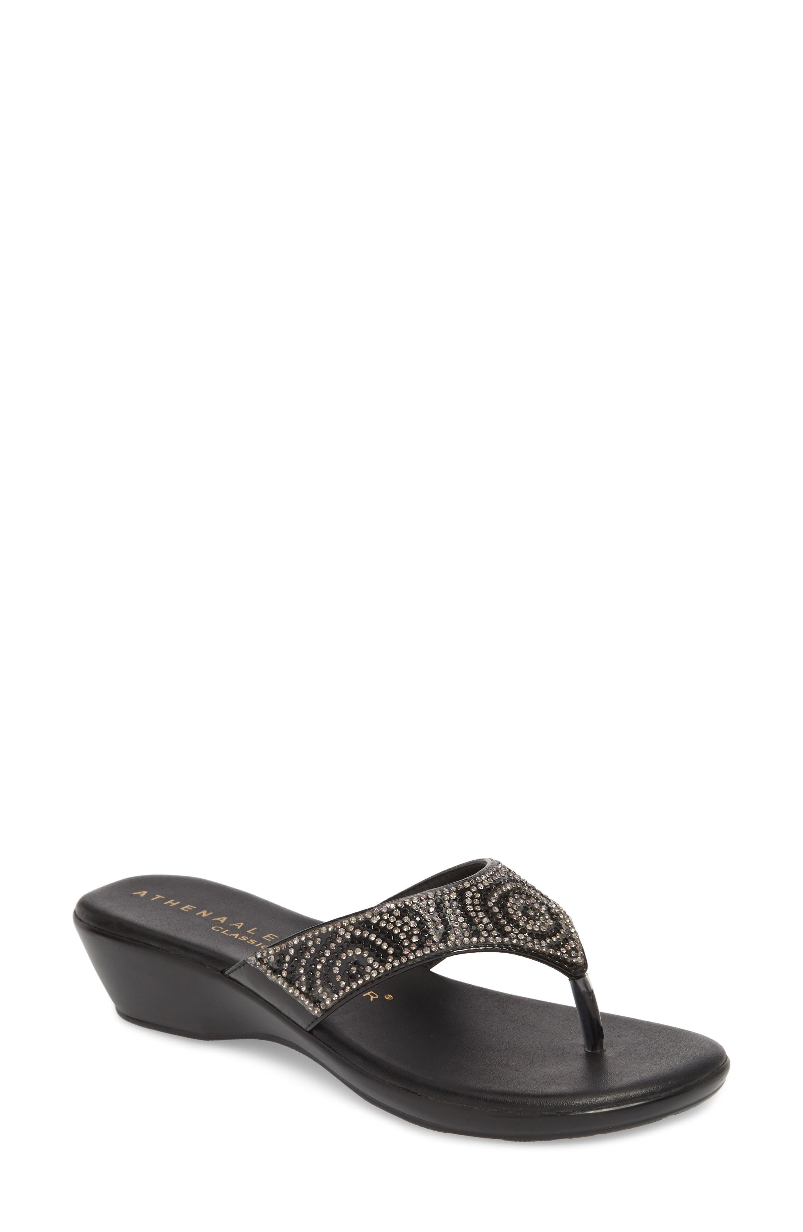 Shady Slide Sandal,                         Main,                         color, 001