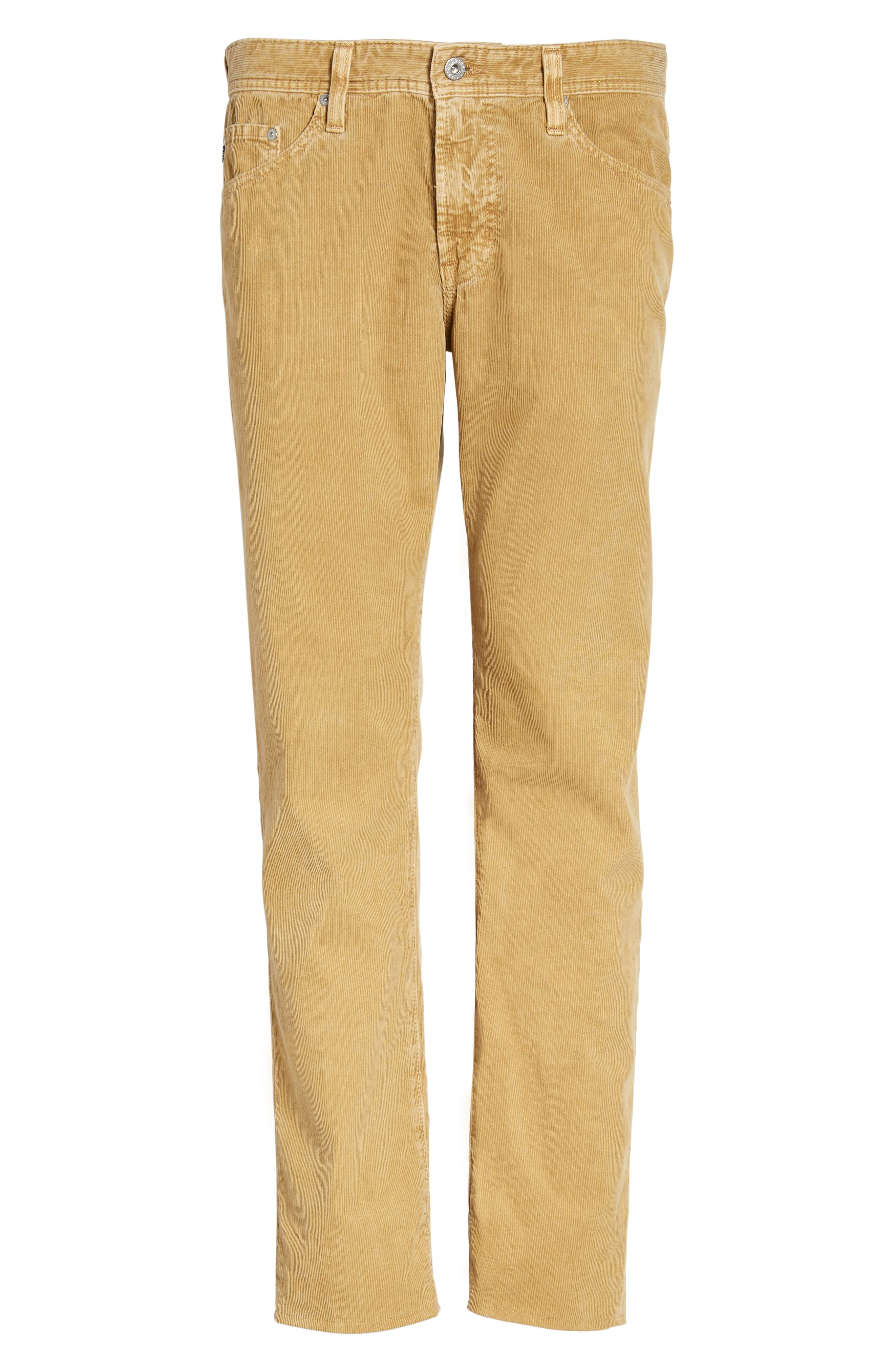 'Graduate' Tailored Straight Leg Corduroy Pants,                             Alternate thumbnail 71, color,