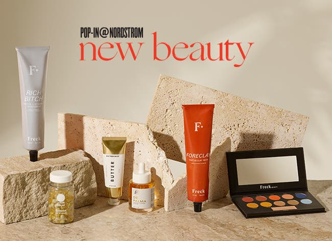 Pop-In@Nordstrom New Beauty.