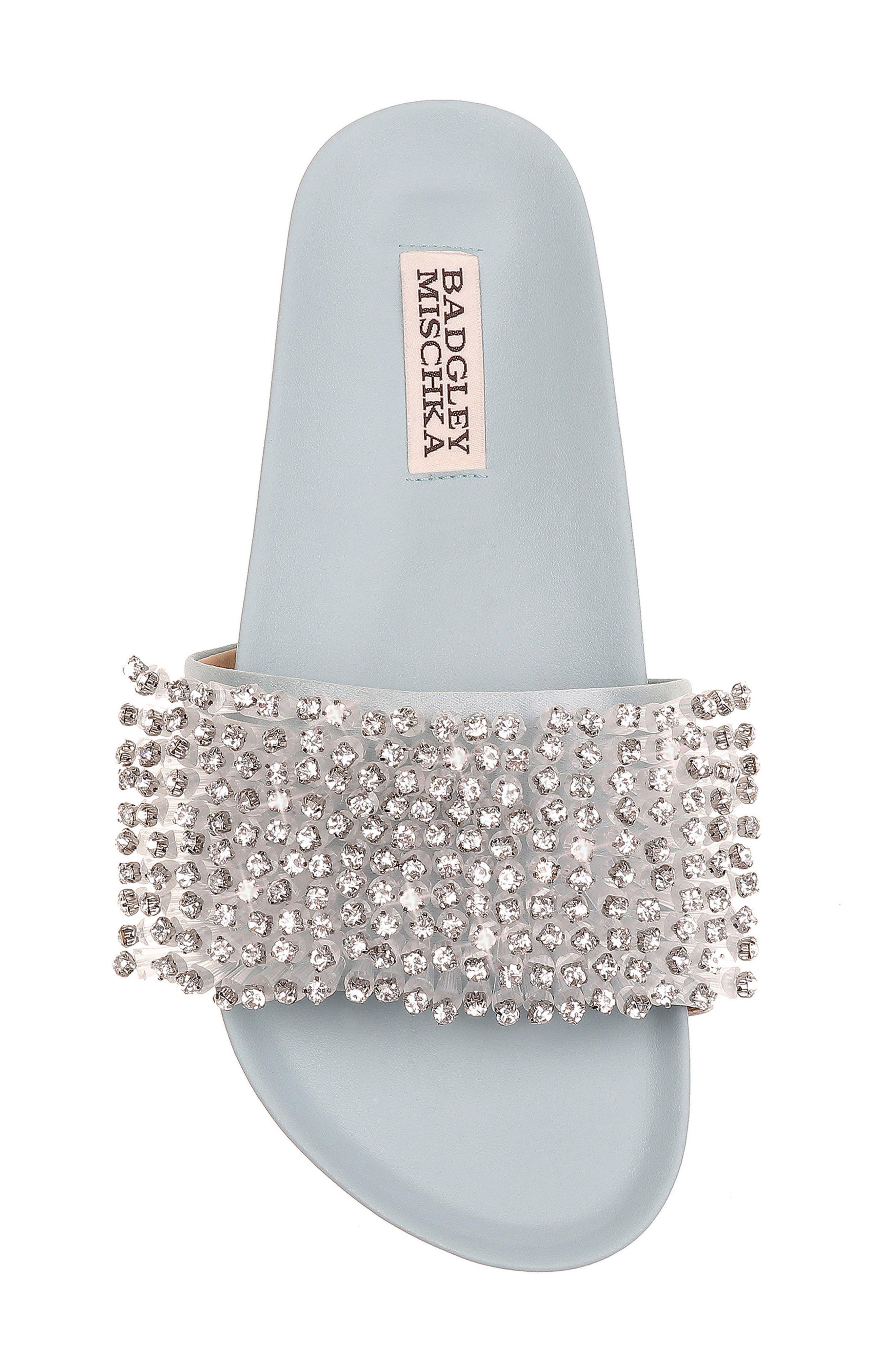 Horton Crystal Embellished Sandal,                             Alternate thumbnail 19, color,