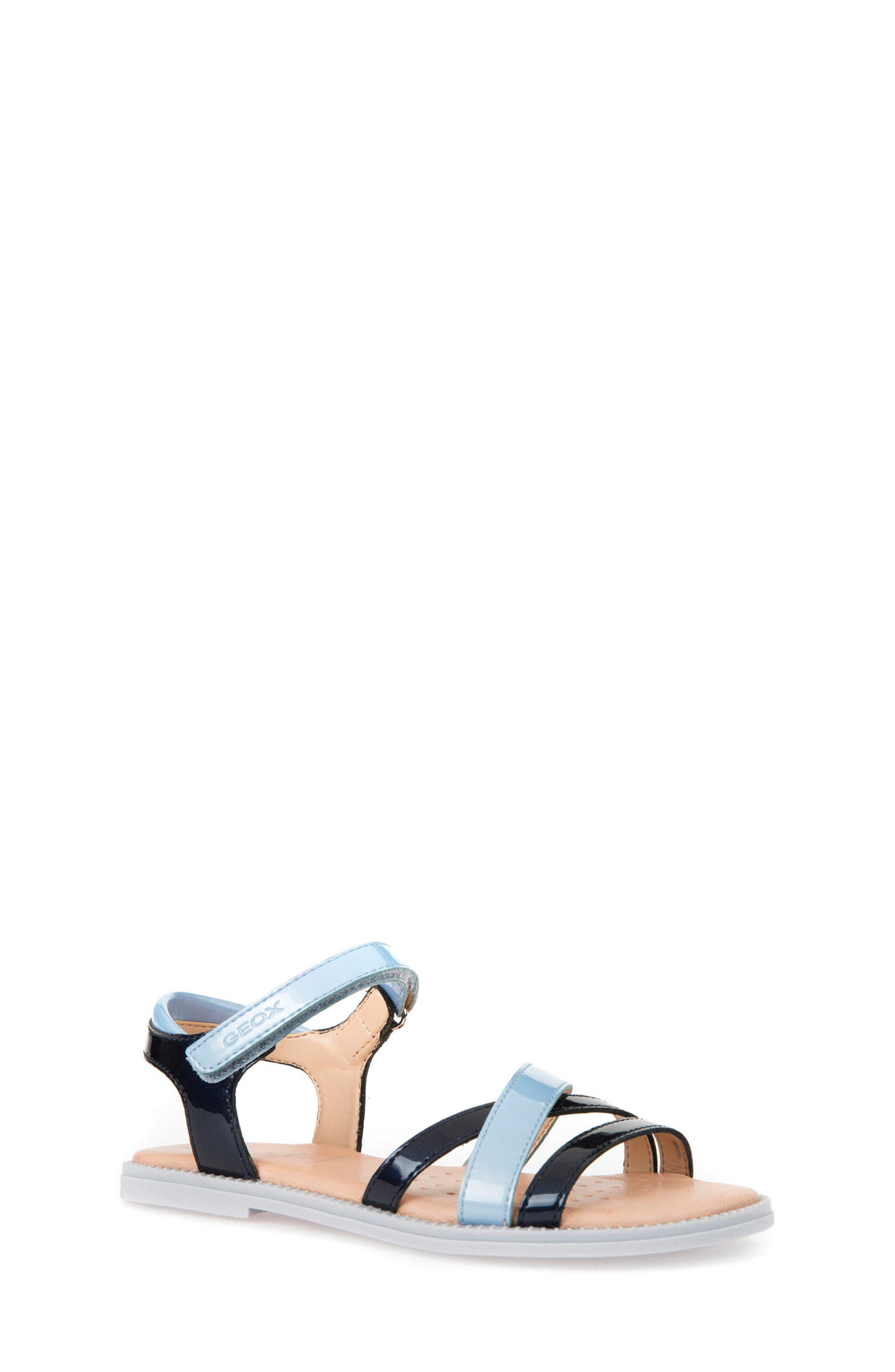 Karly Girl Sandal,                             Main thumbnail 1, color,                             420