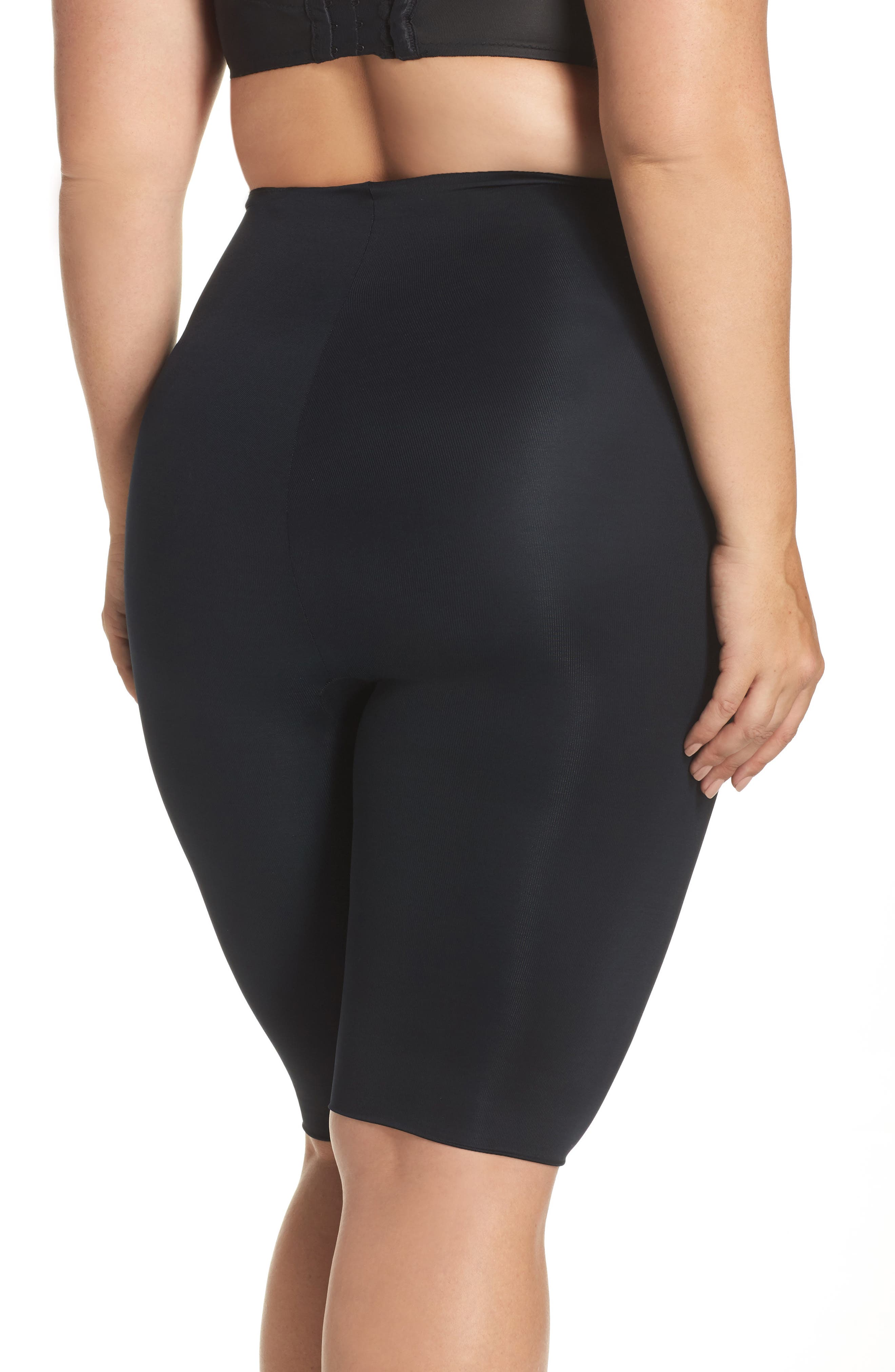 Power Conceal-Her Mid-Thigh Shorts,                             Alternate thumbnail 3, color,
