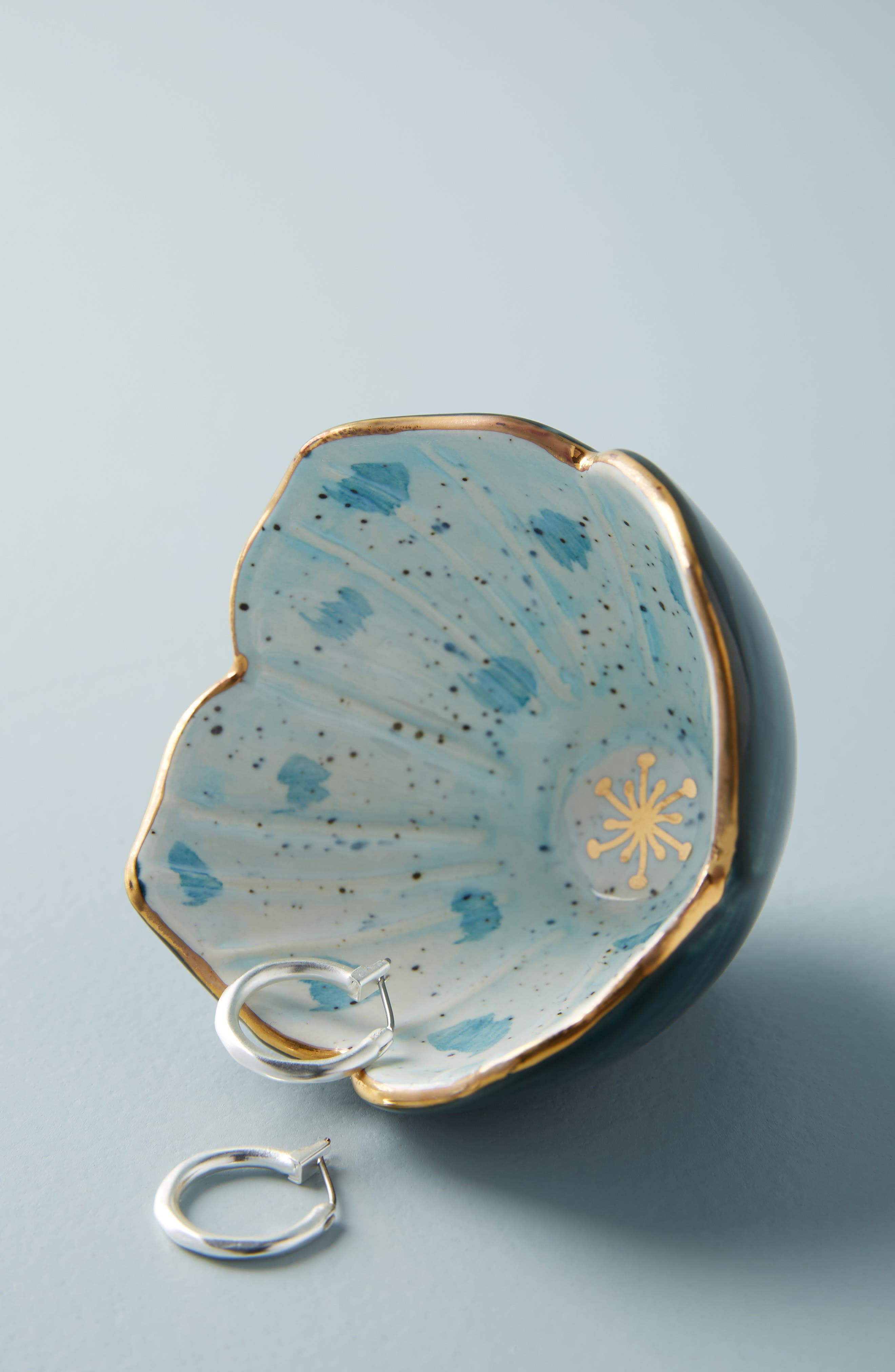 Flora Crocus Trinket Dish,                             Alternate thumbnail 2, color,                             400
