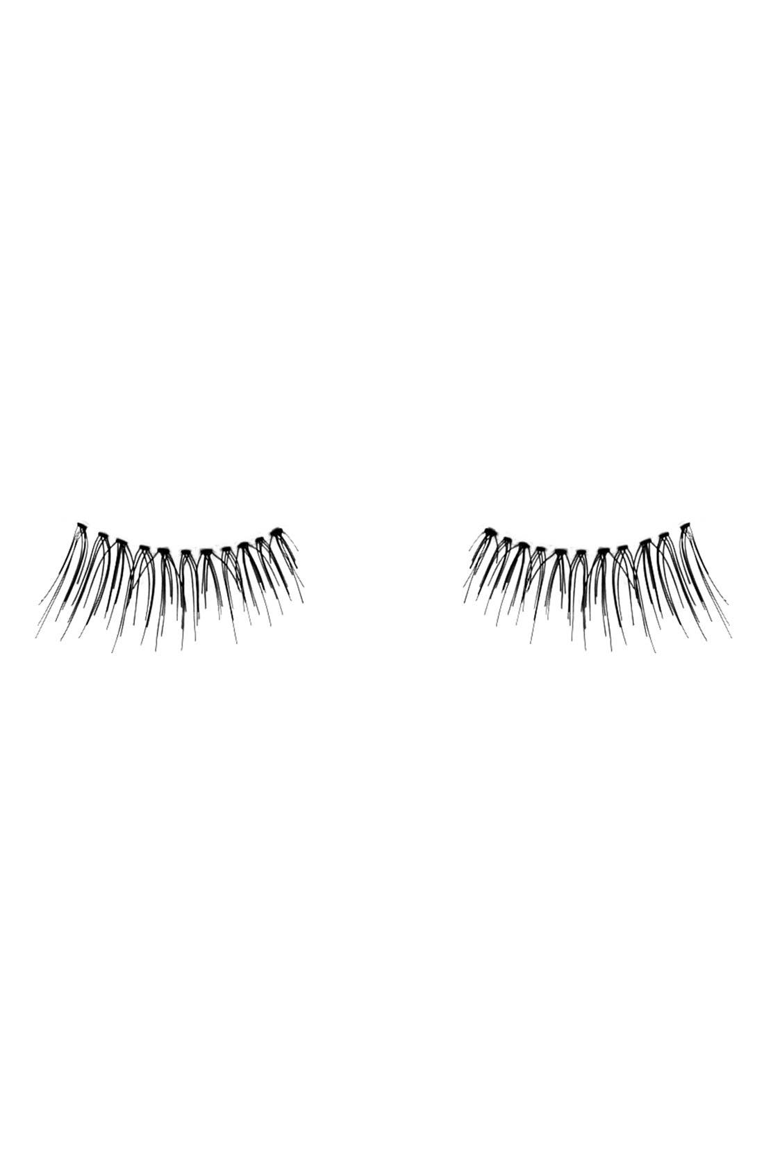 False Lashes,                             Alternate thumbnail 2, color,                             000