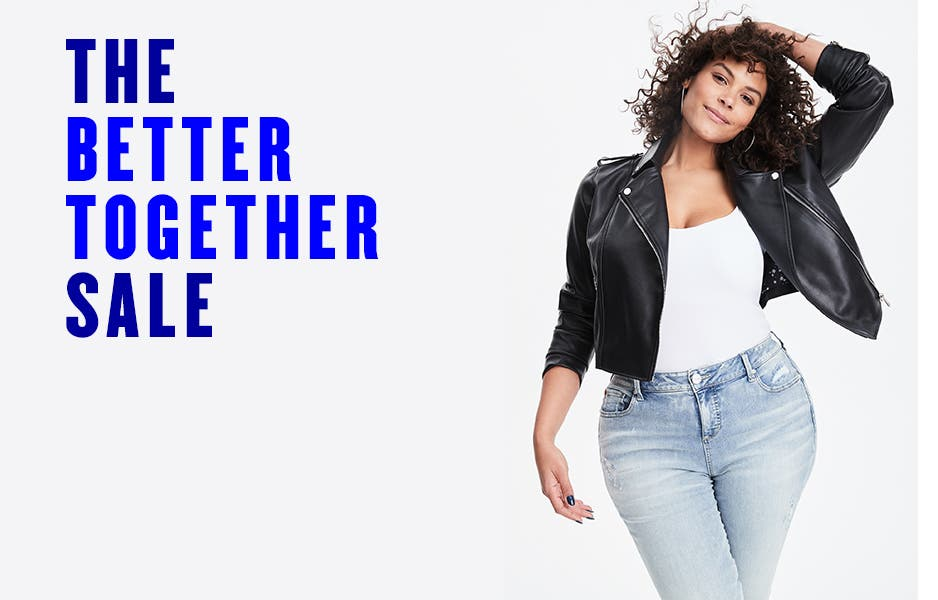 The better together sale.