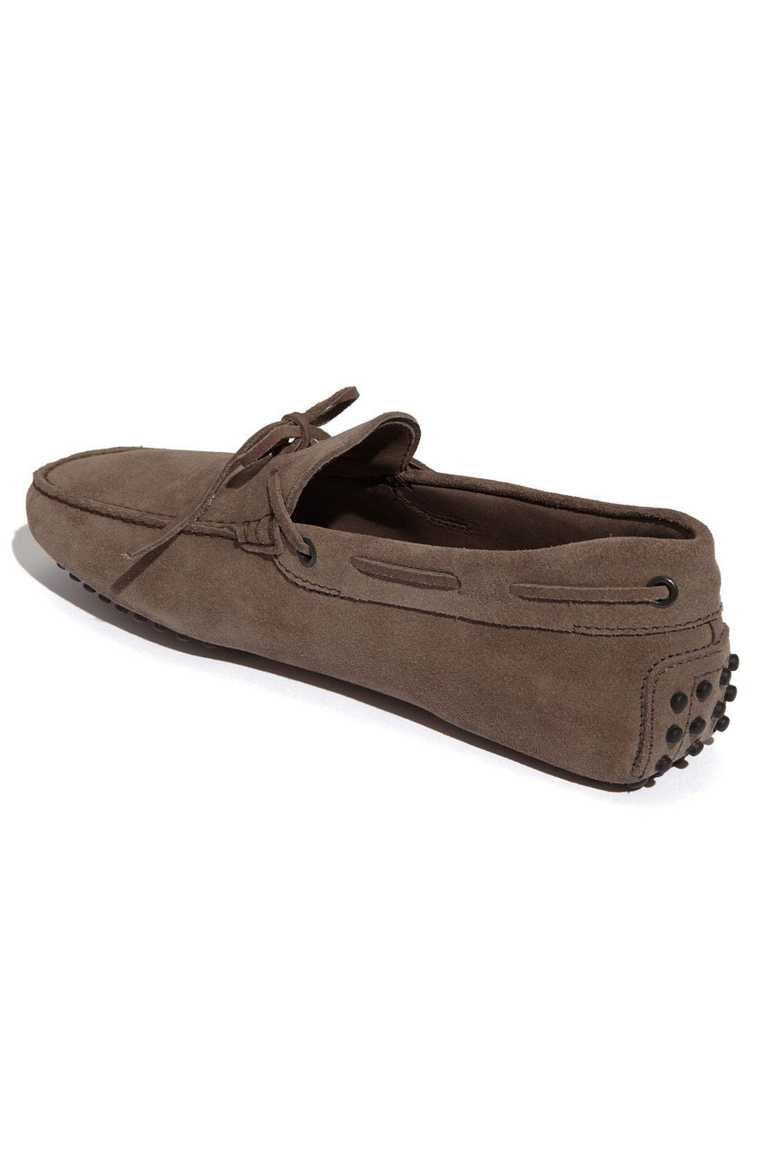 Gommini Tie Front Driving Moccasin,                             Alternate thumbnail 51, color,