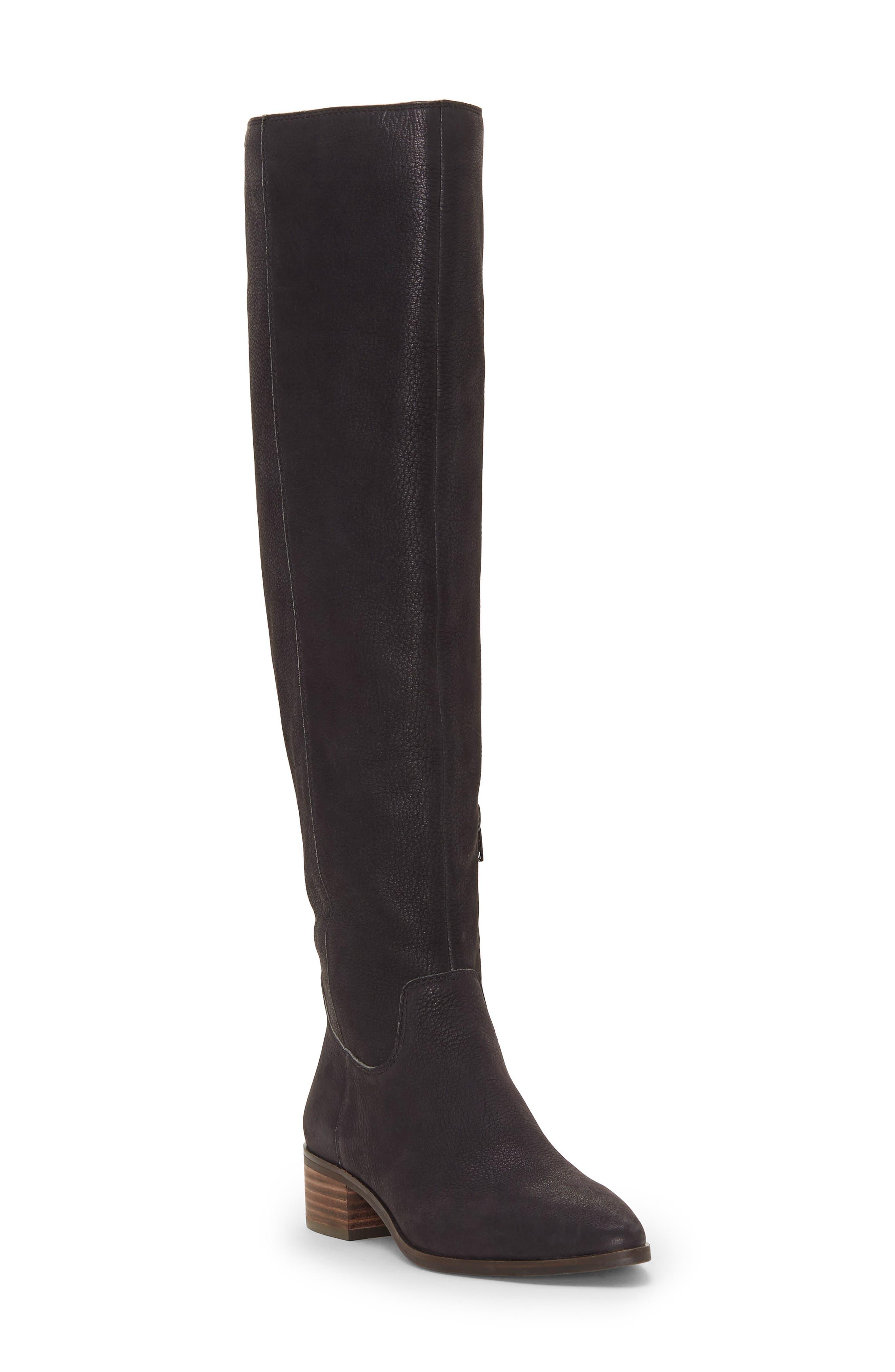 Lucky Brand Kitrie Tall Boot, Black