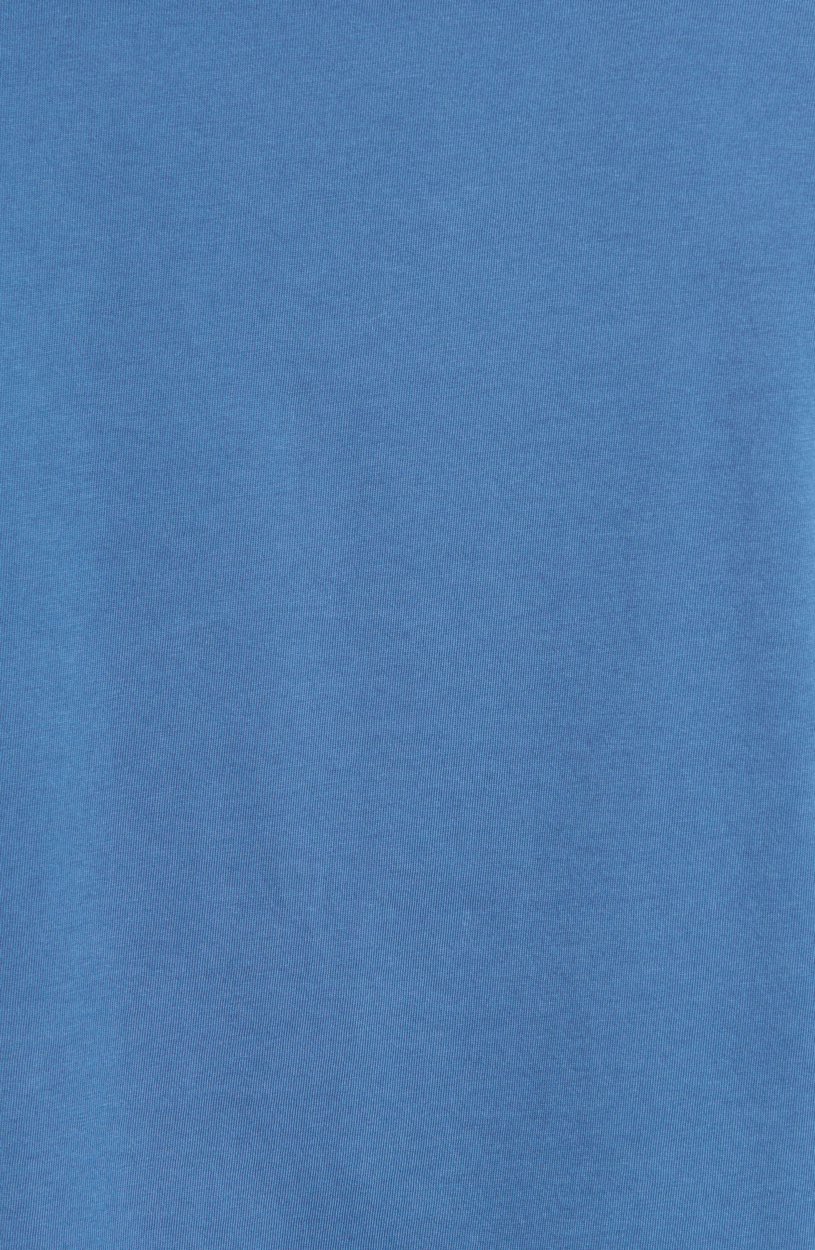 Spinnaker Bay Sports Fit Crewneck T-Shirt,                             Alternate thumbnail 19, color,