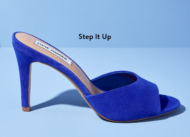 Step it up: heels under $100.