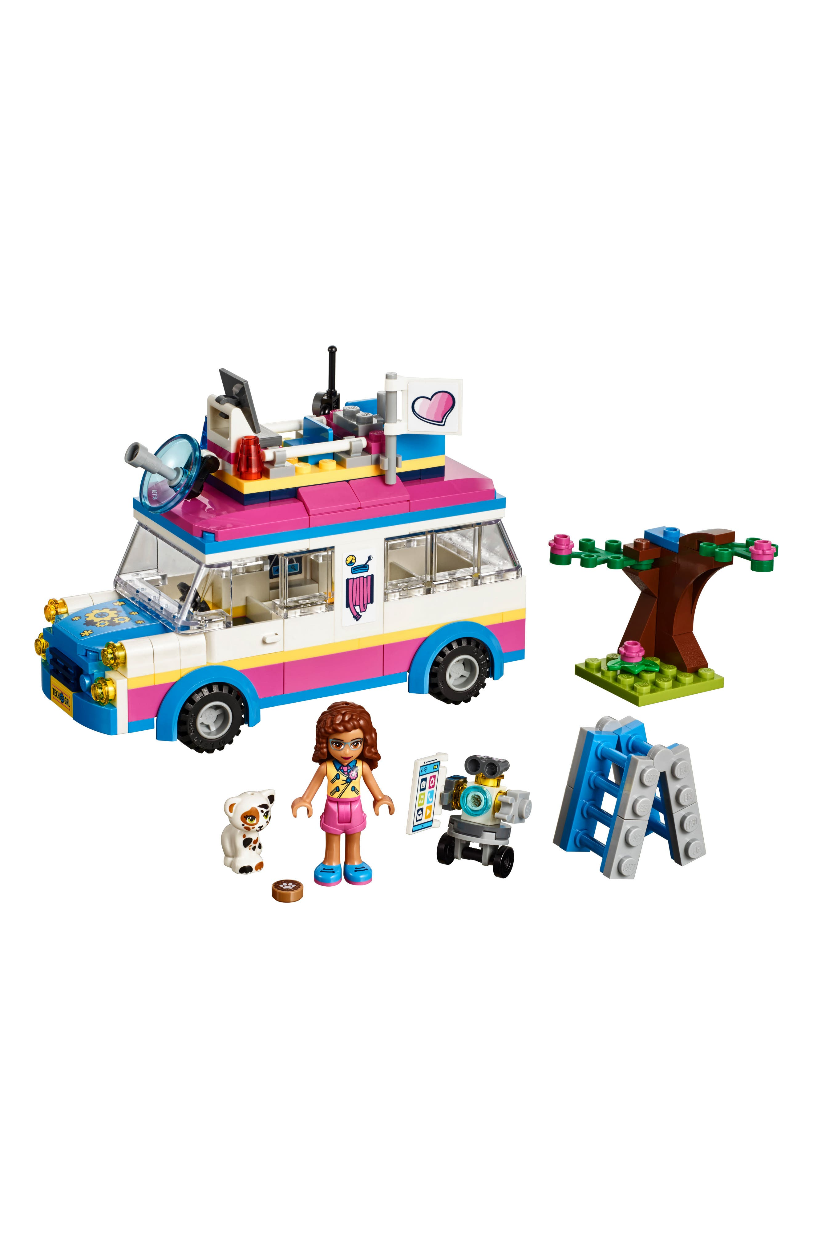 Friends Olivia's Mission Vehicle - 41333,                             Alternate thumbnail 2, color,                             650