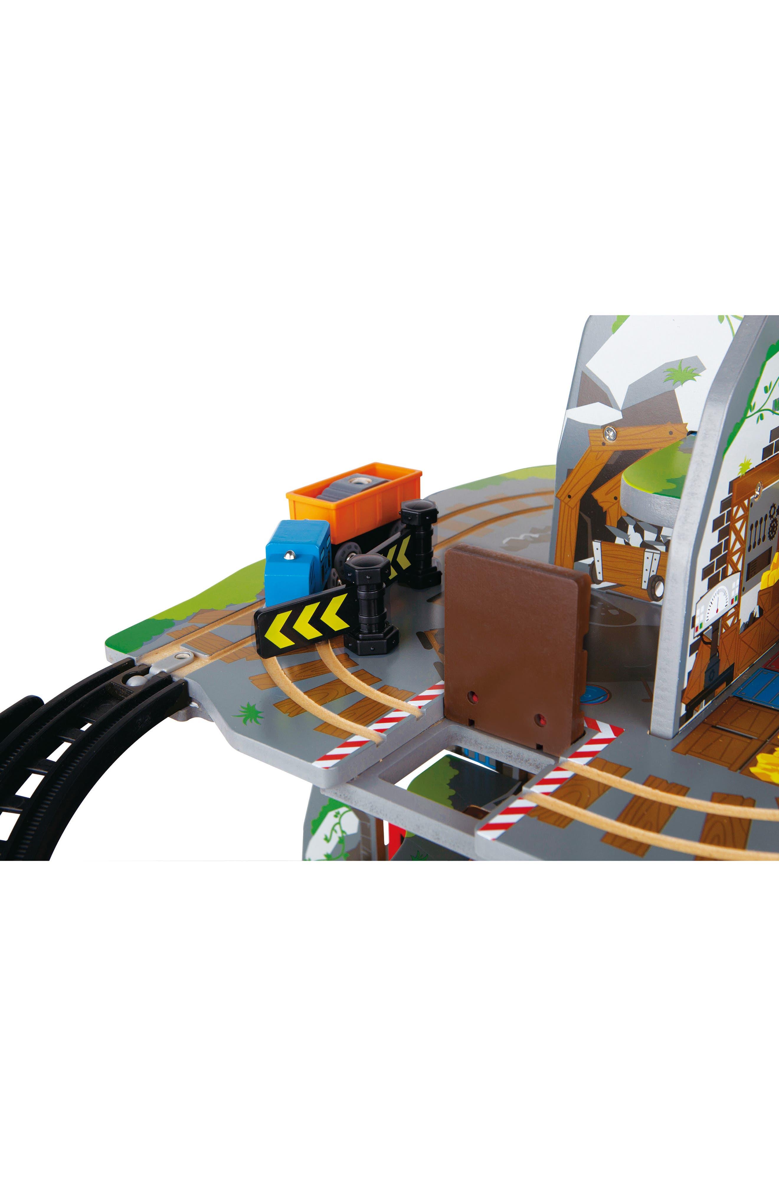 Mighty Mountain Mine Railway Set,                             Alternate thumbnail 3, color,                             020