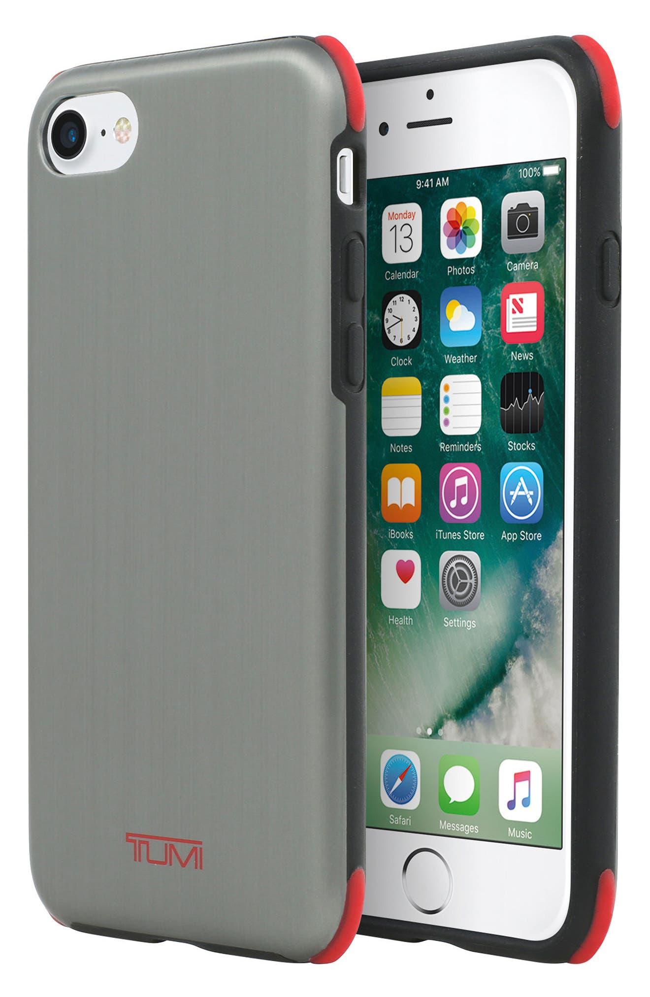 iPhone 8 Case,                             Alternate thumbnail 8, color,