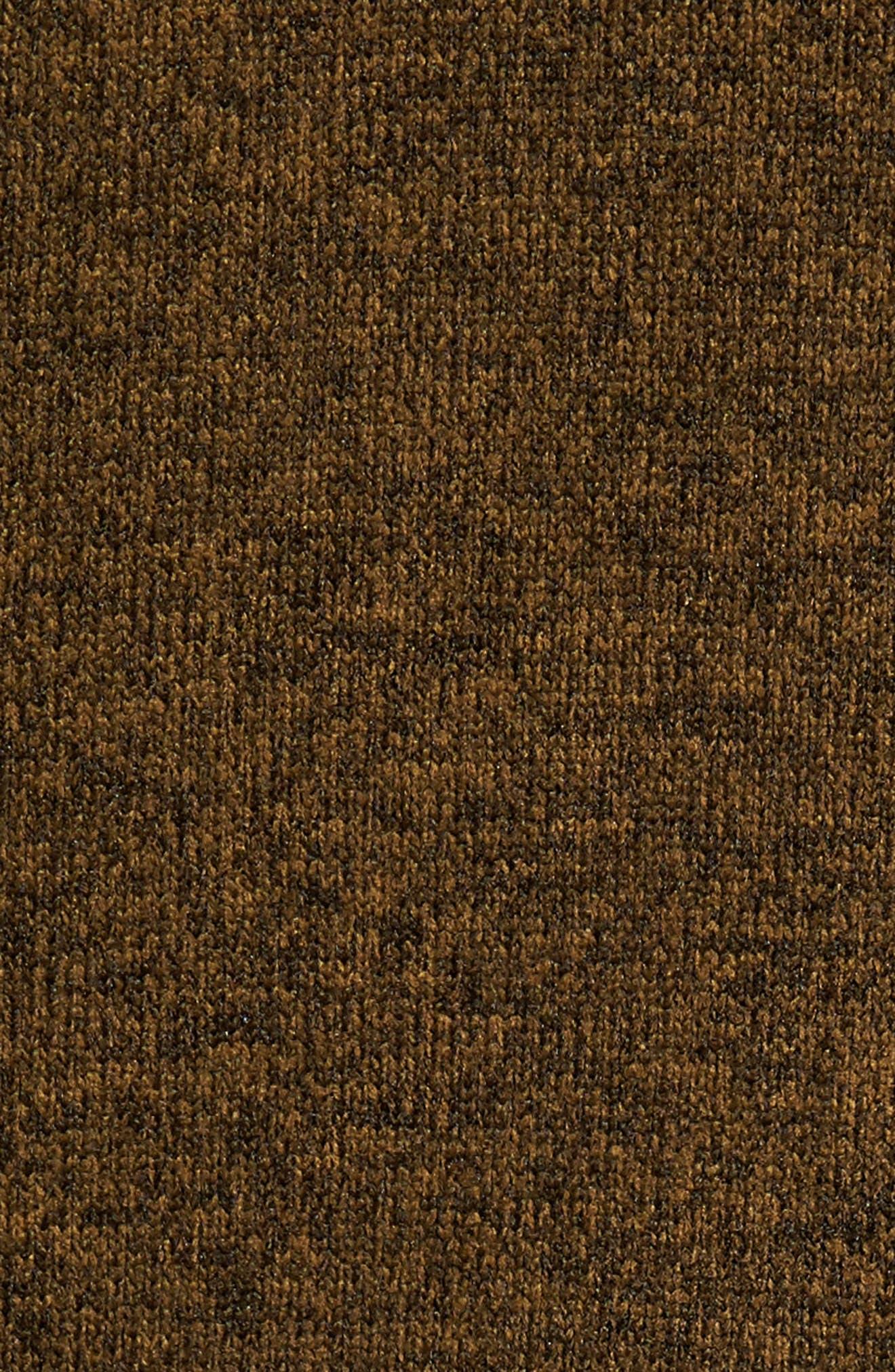 Sweater Knit Fleece Zip Front Jacket,                             Alternate thumbnail 14, color,