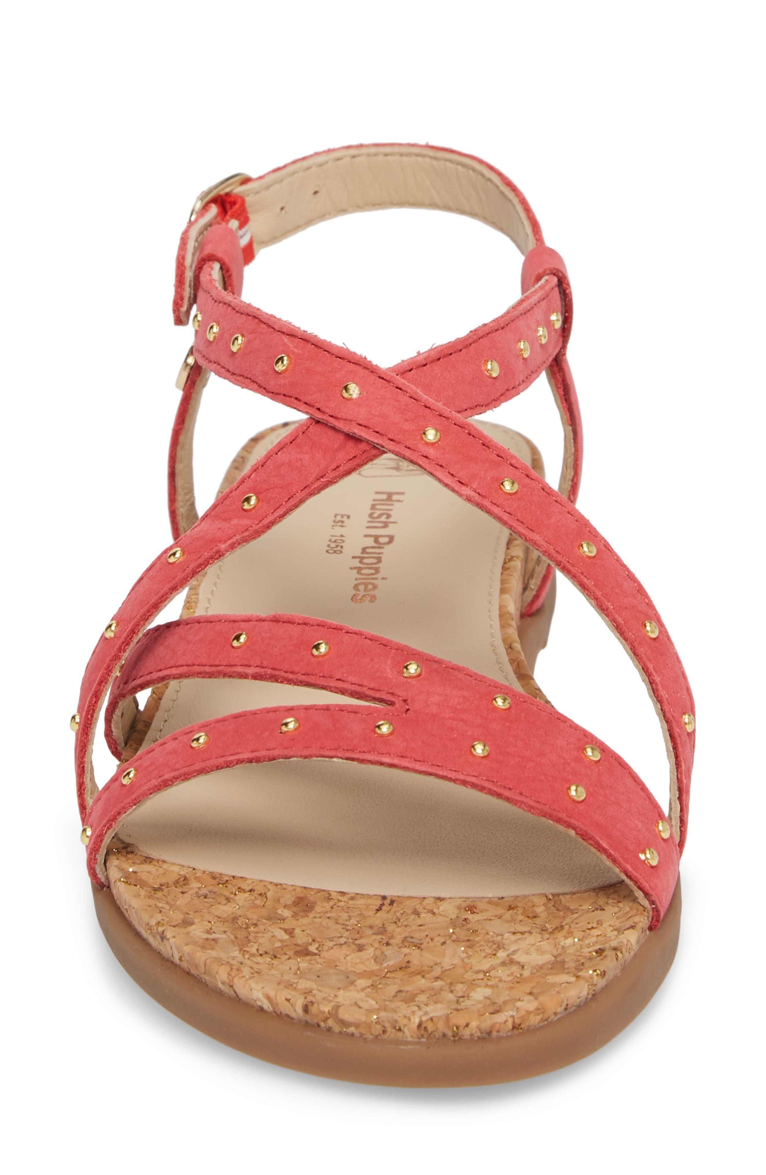 Dalmatian Studded Sandal,                             Alternate thumbnail 15, color,
