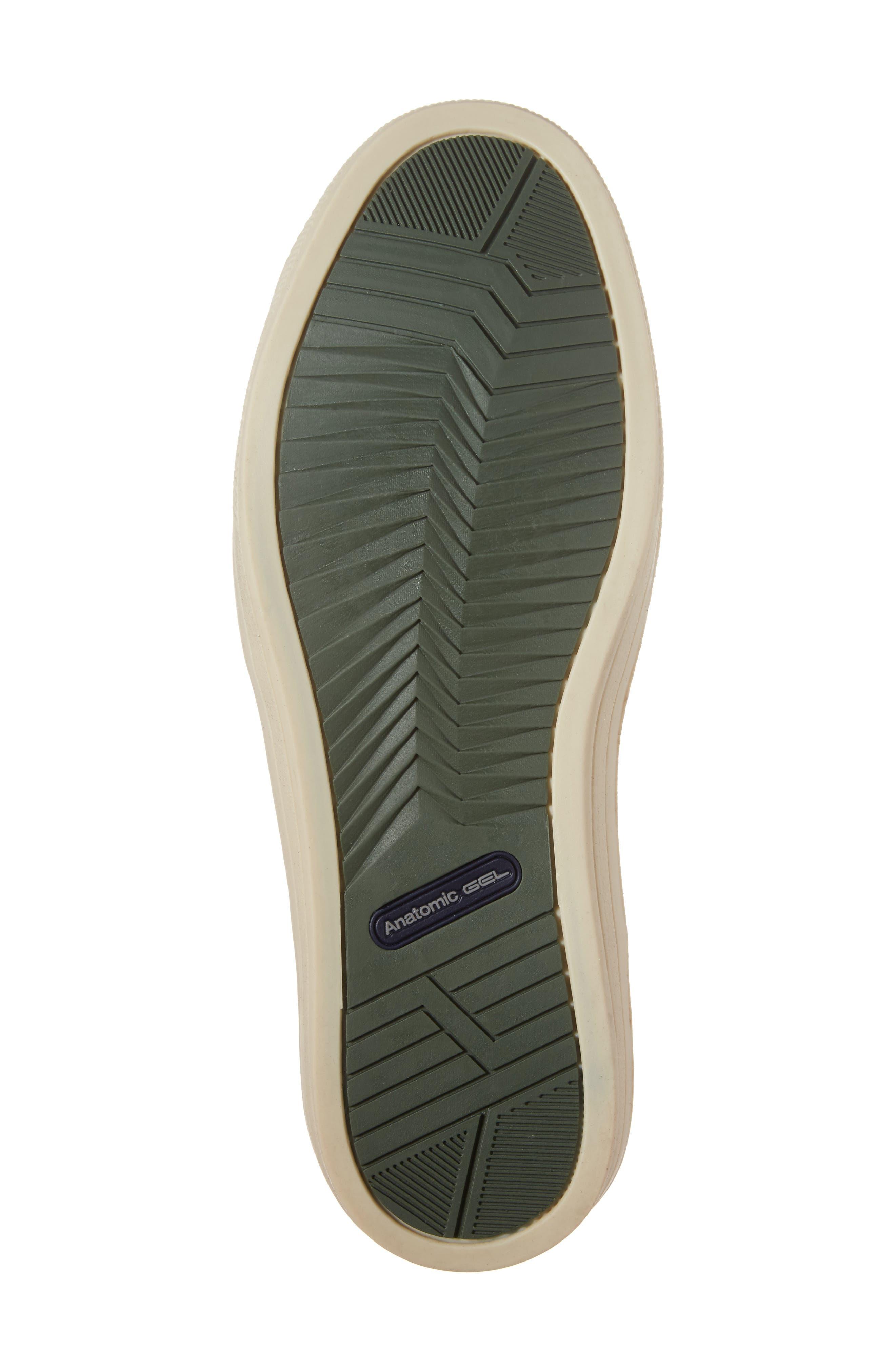 Bariri Wingtip Sneaker,                             Alternate thumbnail 6, color,                             200