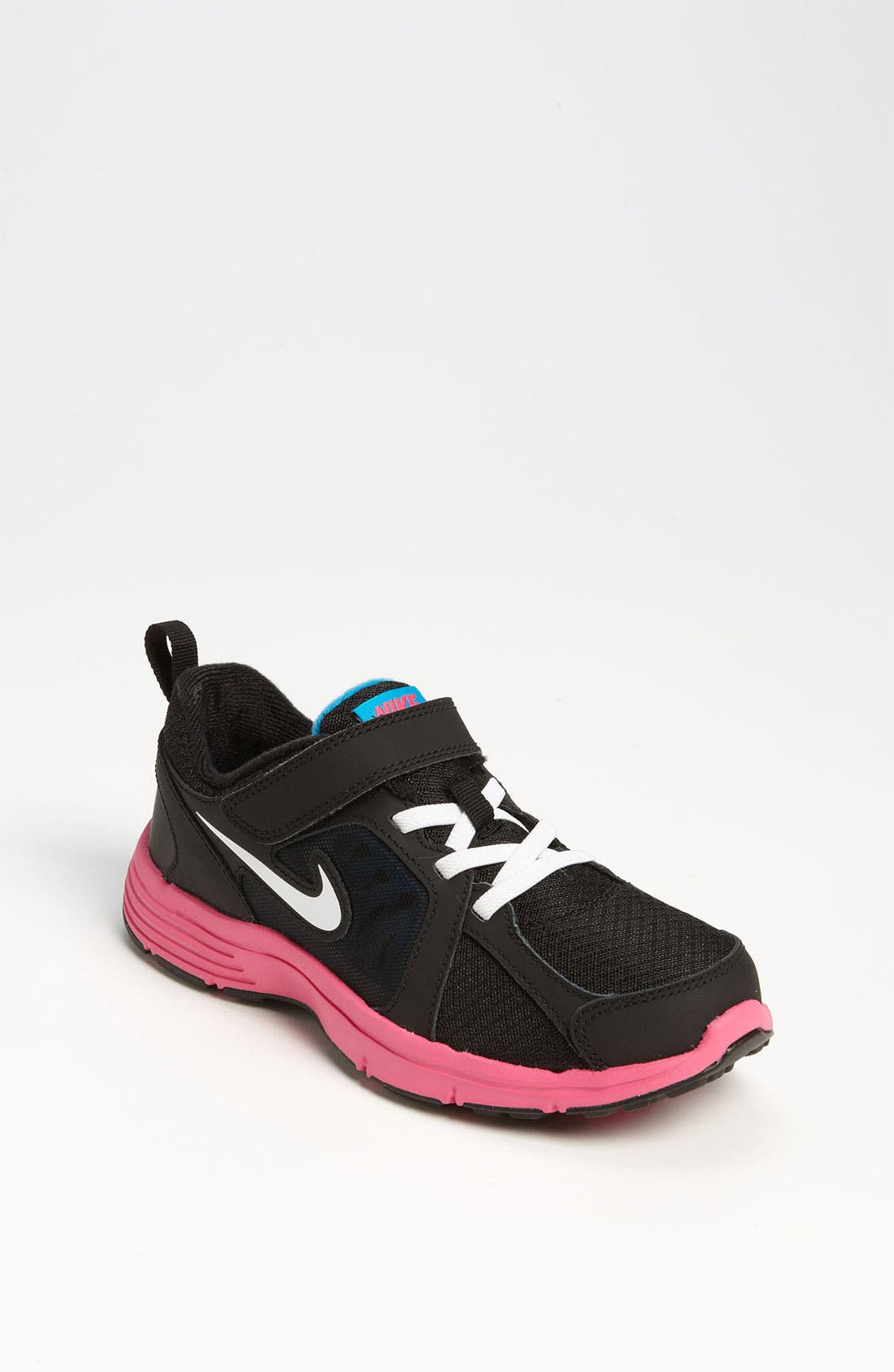NIKE,                             'Fusion Run' Athletic Shoe,                             Main thumbnail 1, color,                             001