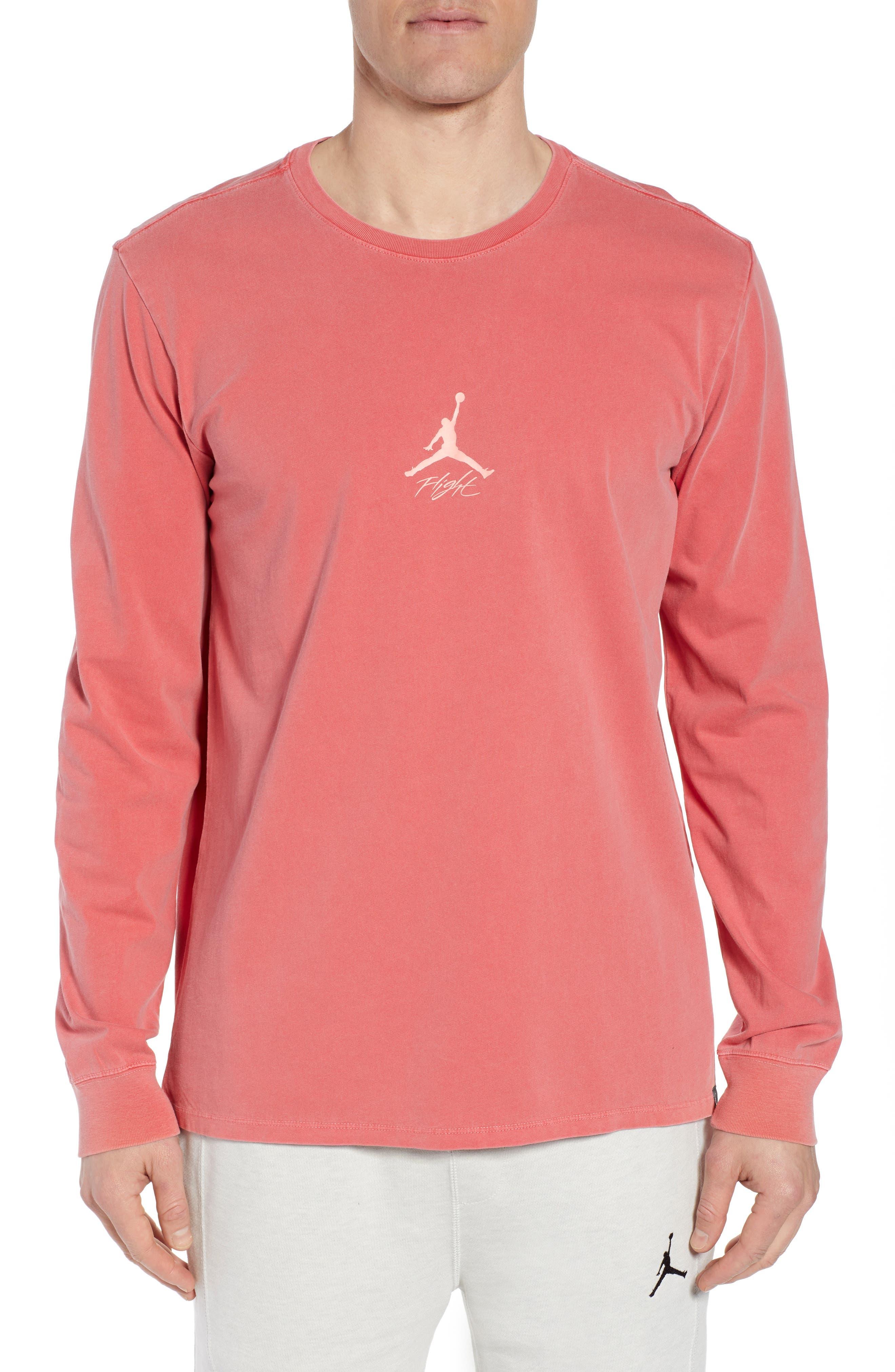Jordan Wings Long Sleeve T-Shirt