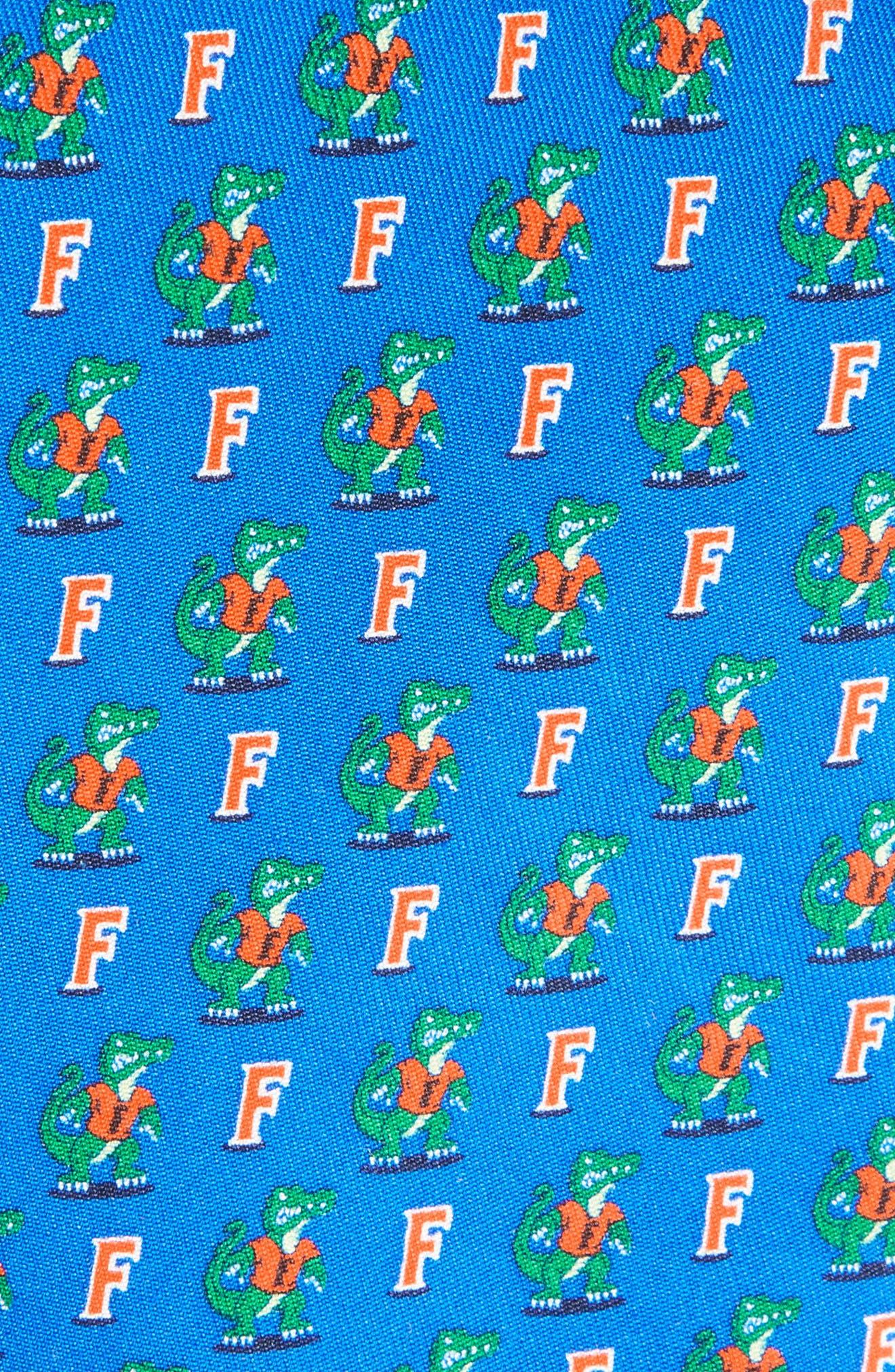 University of Florida Silk Tie,                             Alternate thumbnail 2, color,                             420