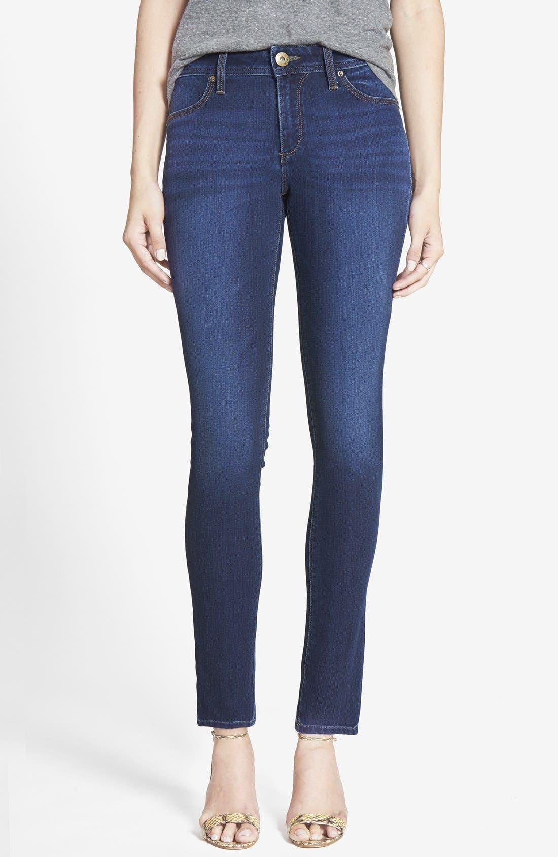DL1961 'Emma' Power Legging Jeans, Main, color, ALBANY