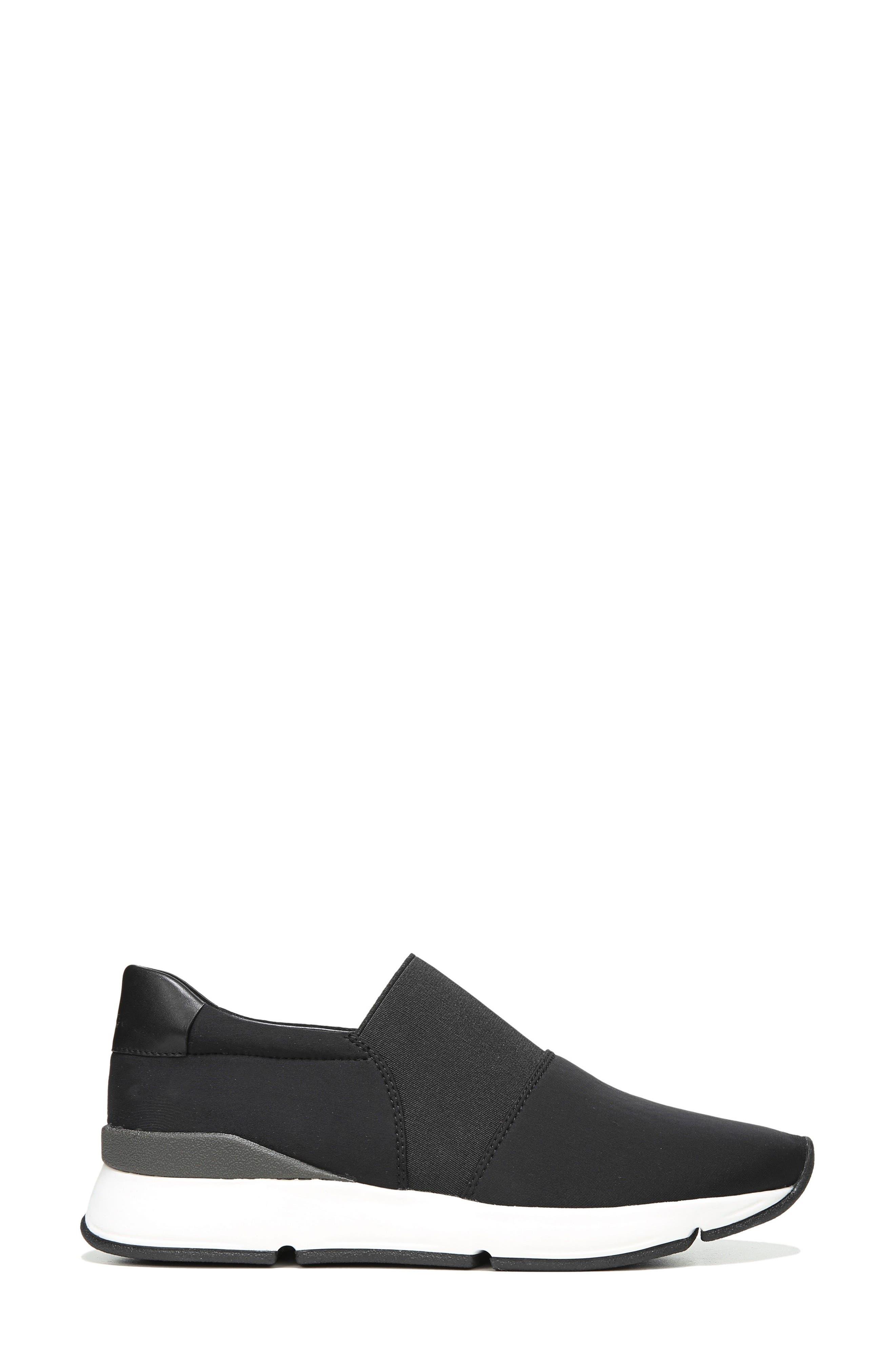 Truscott Slip-On Sneaker,                             Alternate thumbnail 3, color,                             001