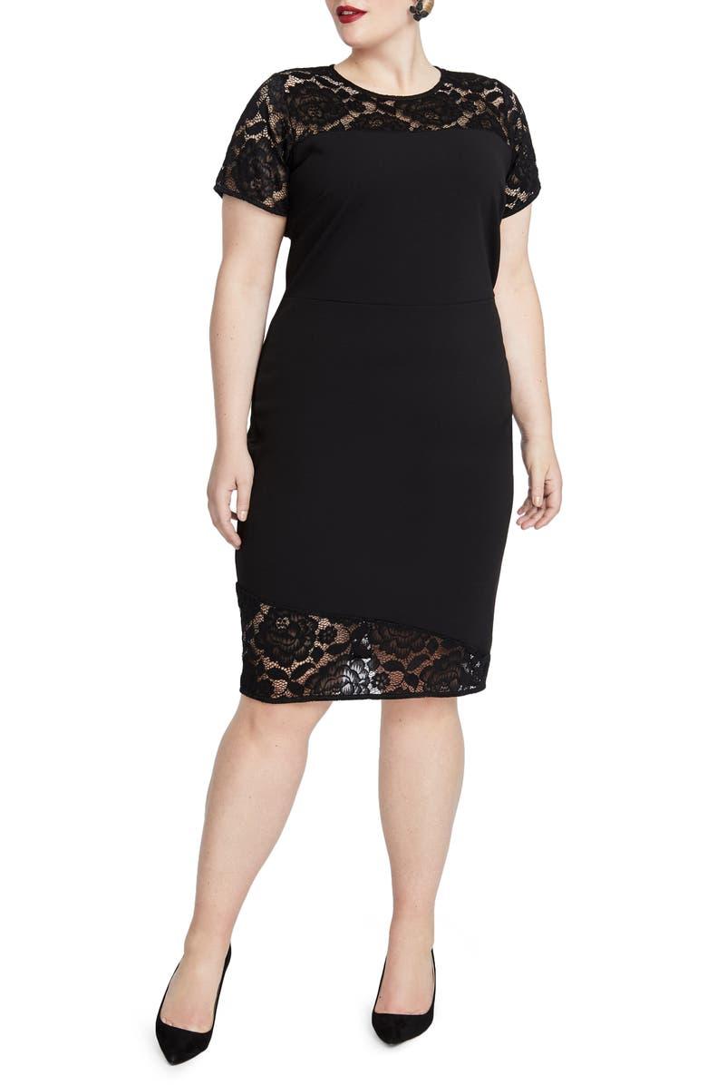 Rachel Rachel Roy JAMIE LACE DRESS