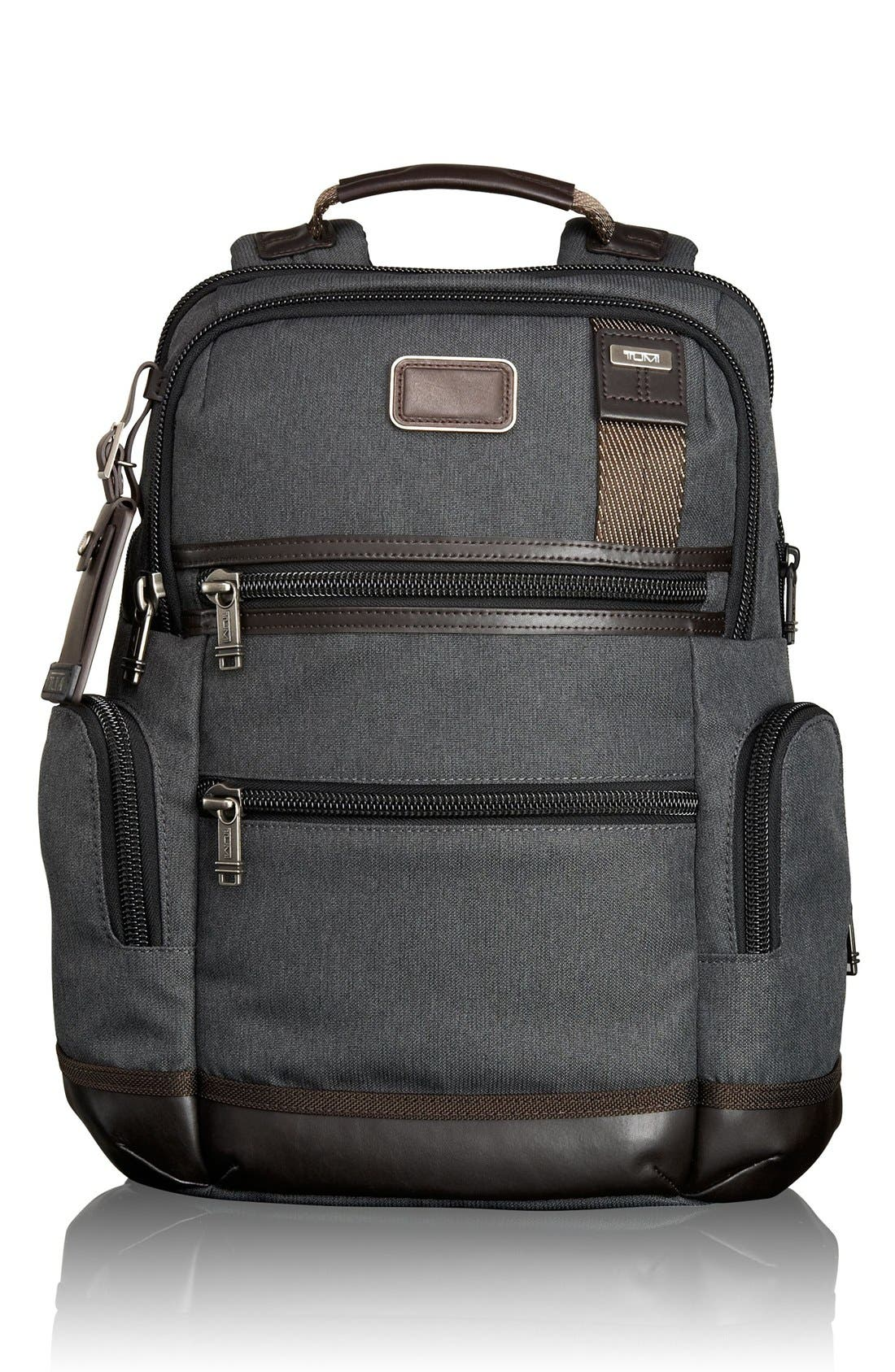 Alpha Bravo - Knox Backpack,                             Main thumbnail 1, color,                             020