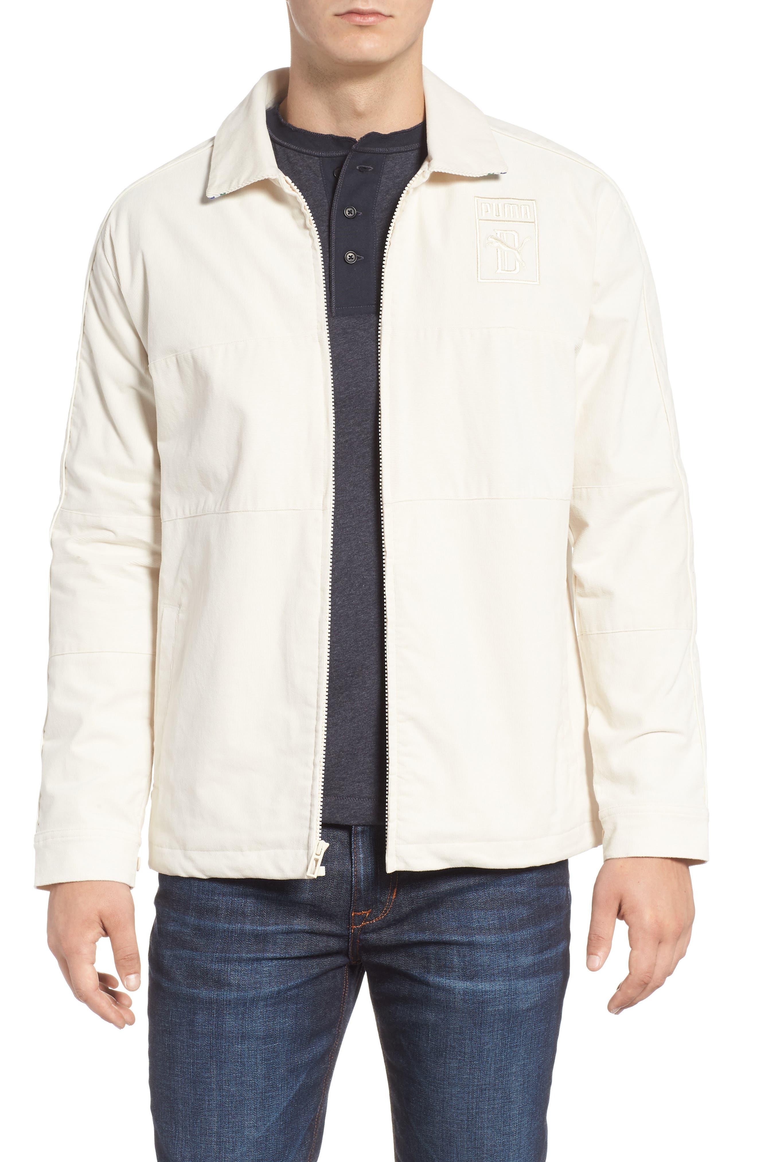 x Big Sean T7 Track Jacket,                         Main,                         color, BIRCH
