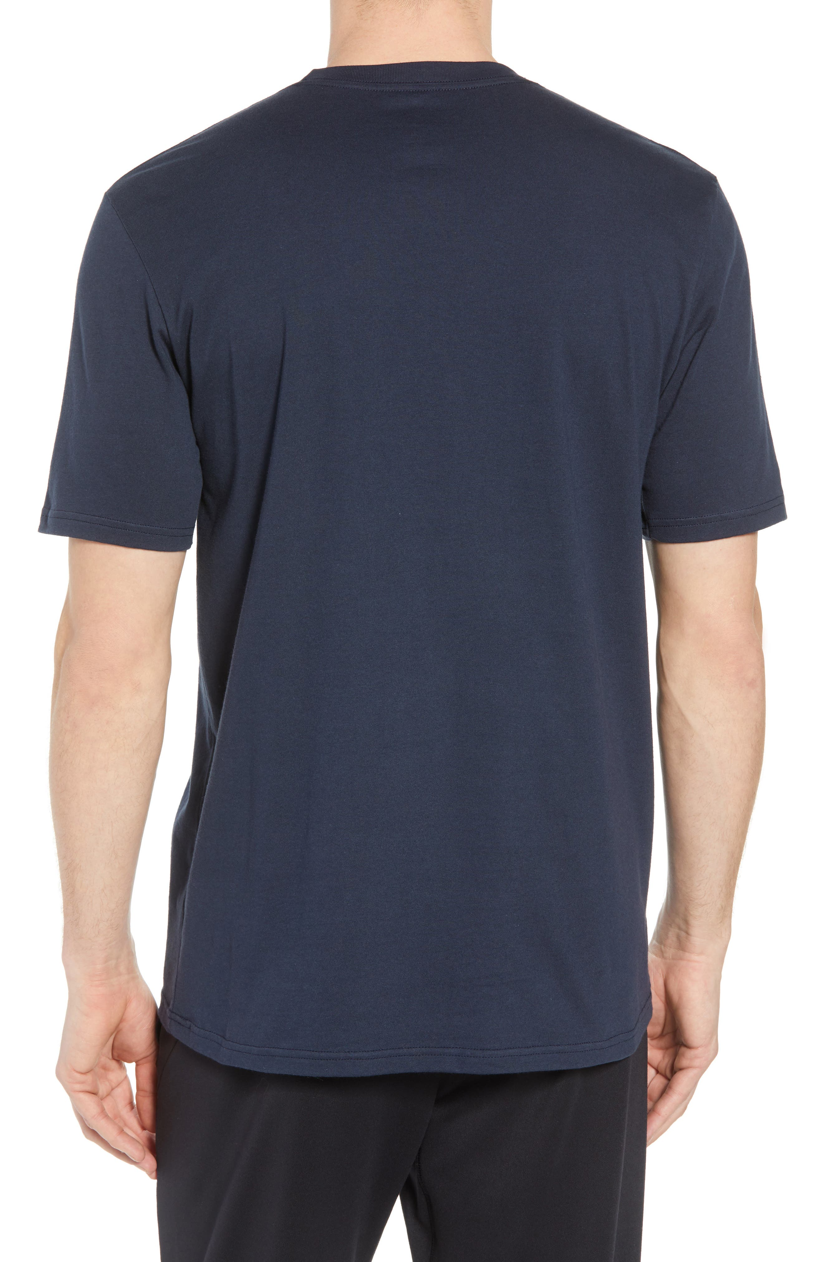 1966 Box Crewneck Cotton T-Shirt,                             Alternate thumbnail 6, color,