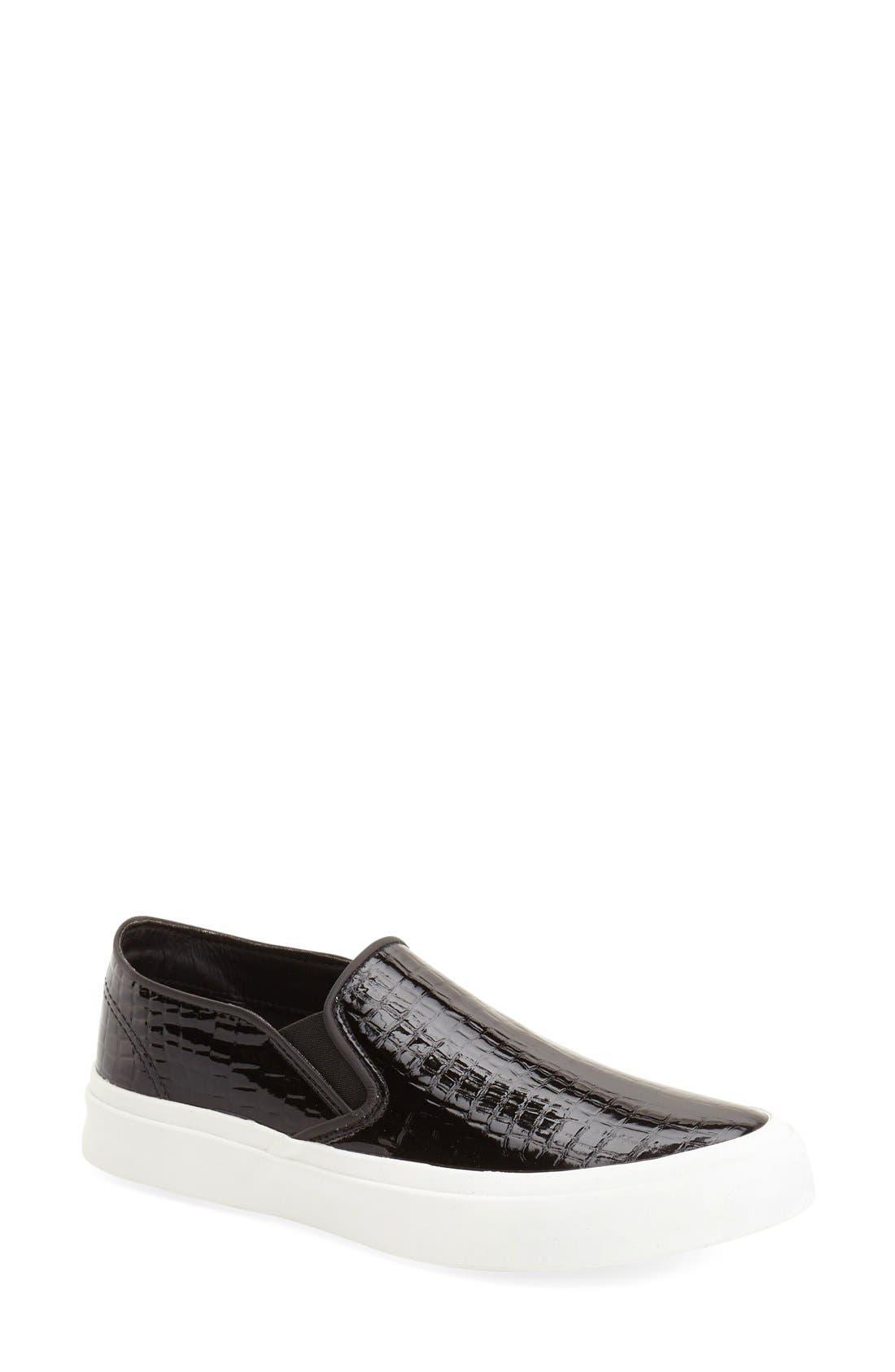 Slip-On Sneaker,                             Main thumbnail 1, color,                             001