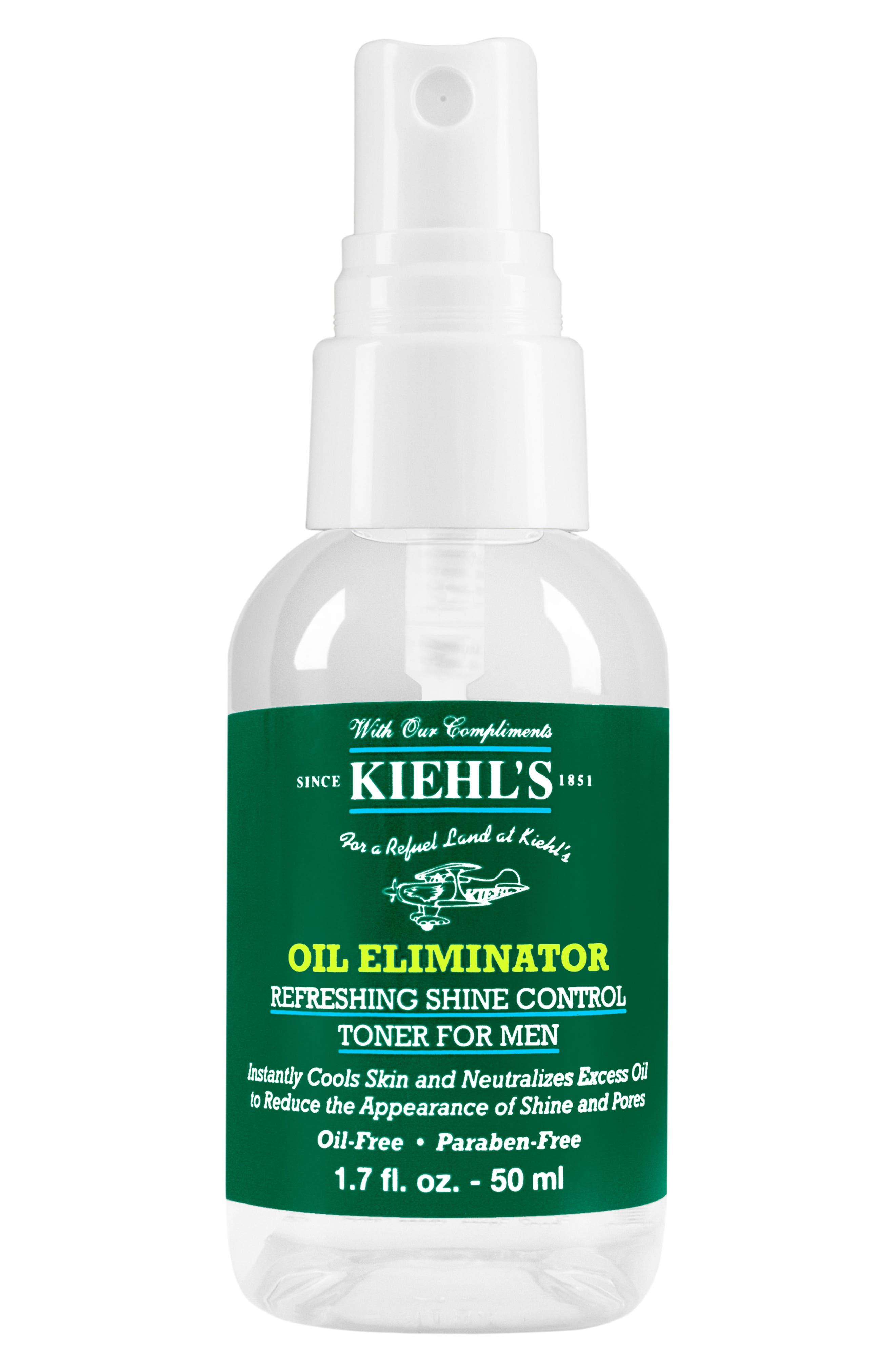 KIEHL'S SINCE 1851,                             Oil Eliminator Toner,                             Alternate thumbnail 2, color,                             NO COLOR
