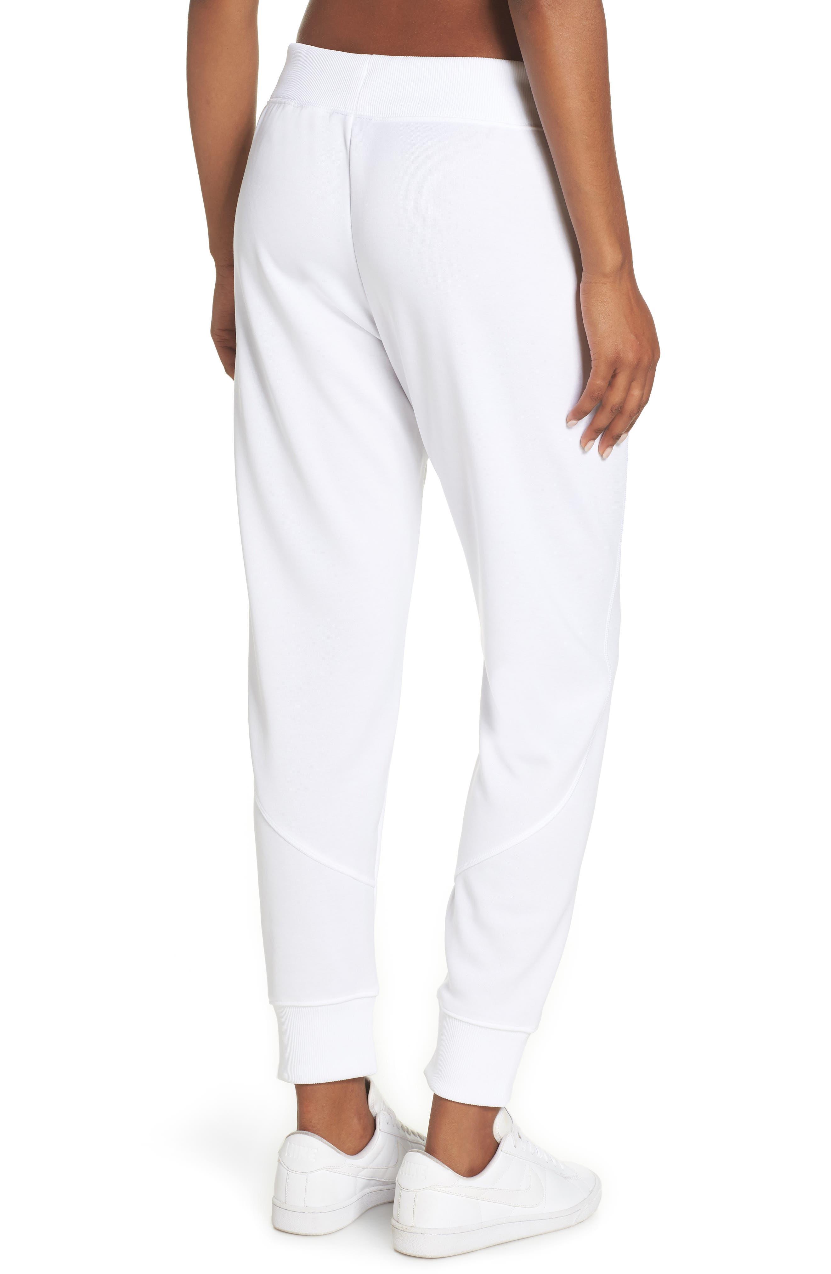 Sportswear Air Jogger Pants,                             Alternate thumbnail 2, color,                             WHITE/ ROSE GOLD/ BLACK