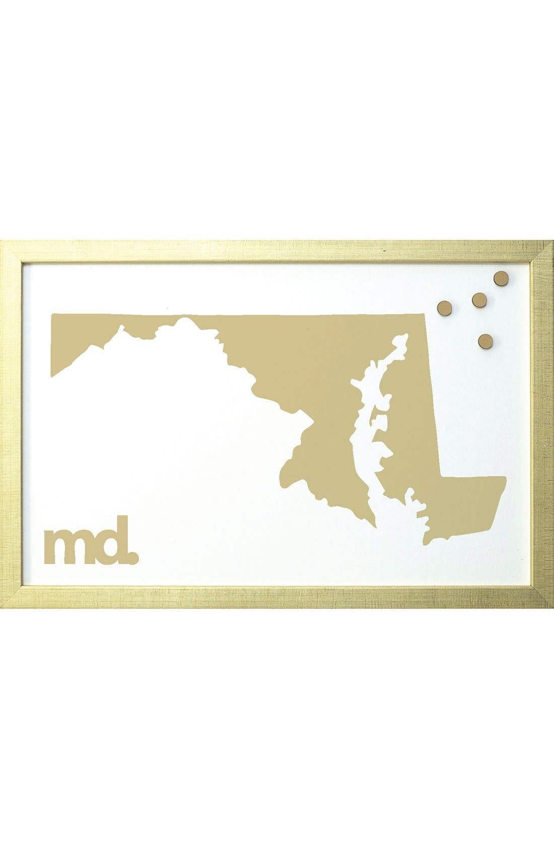 State Magnetic Board,                             Main thumbnail 13, color,