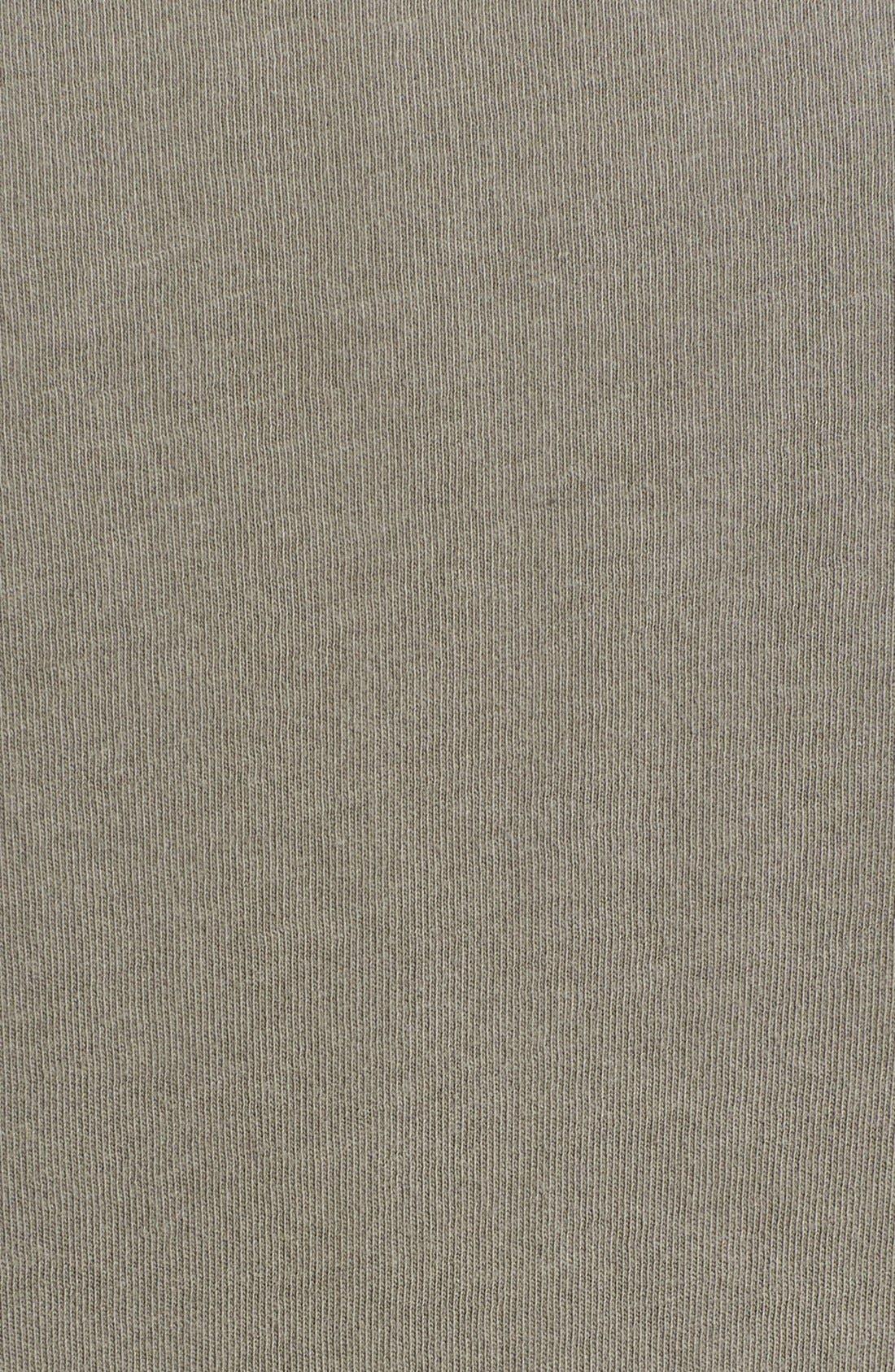 Crewneck Jersey T-Shirt,                             Alternate thumbnail 165, color,