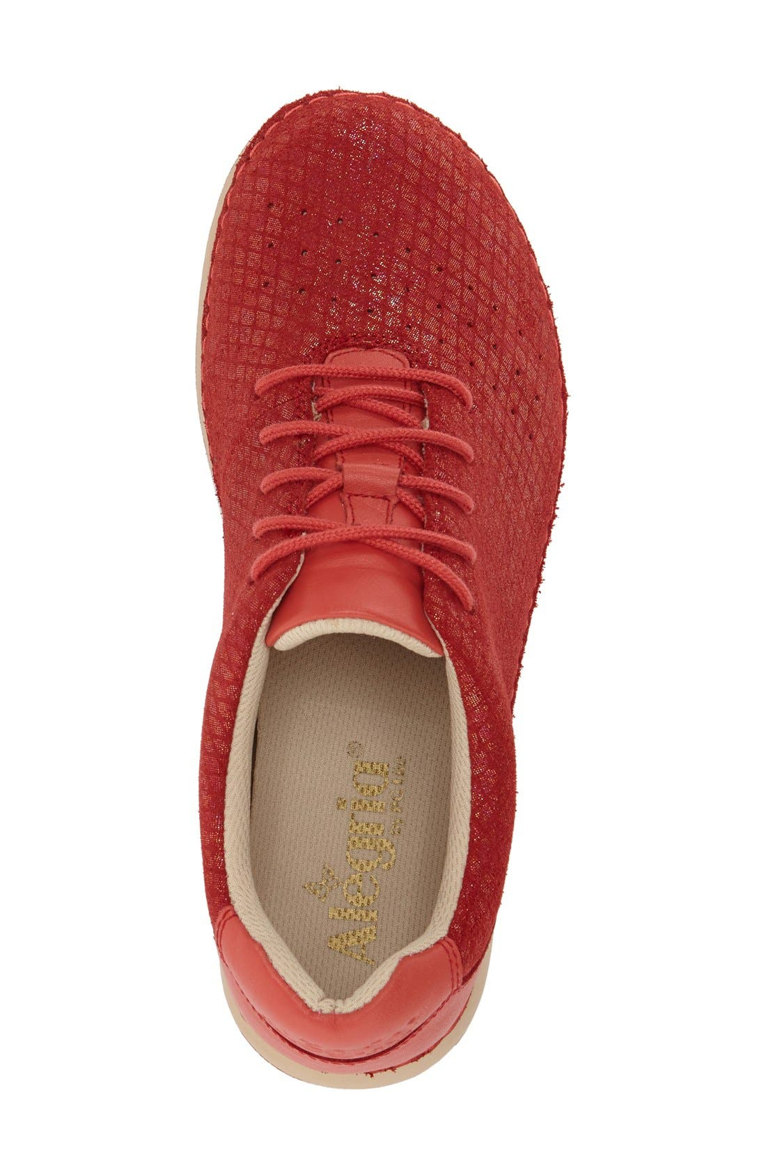 Essence Lace-Up Leather Oxford,                             Alternate thumbnail 92, color,