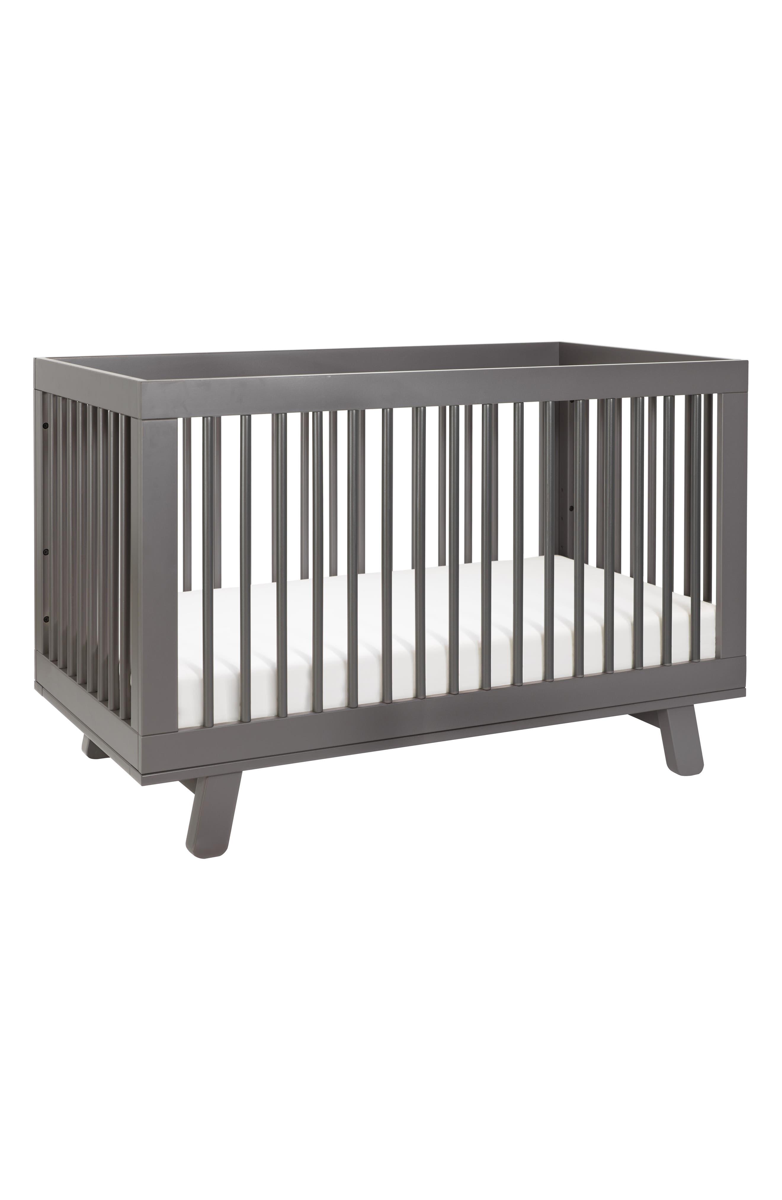 'Hudson' 3-in-1 Convertible Crib,                             Alternate thumbnail 2, color,                             021