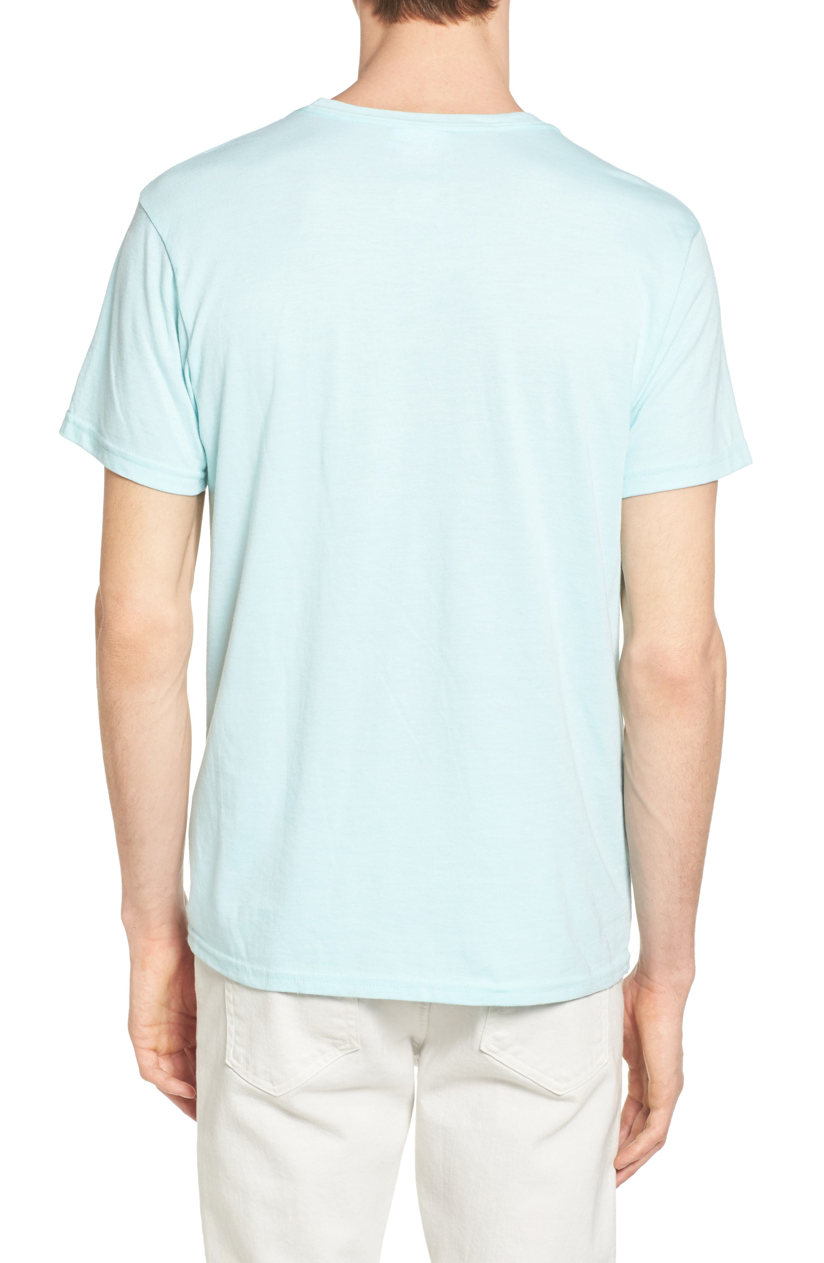 Wave Graphic T-Shirt,                             Alternate thumbnail 6, color,