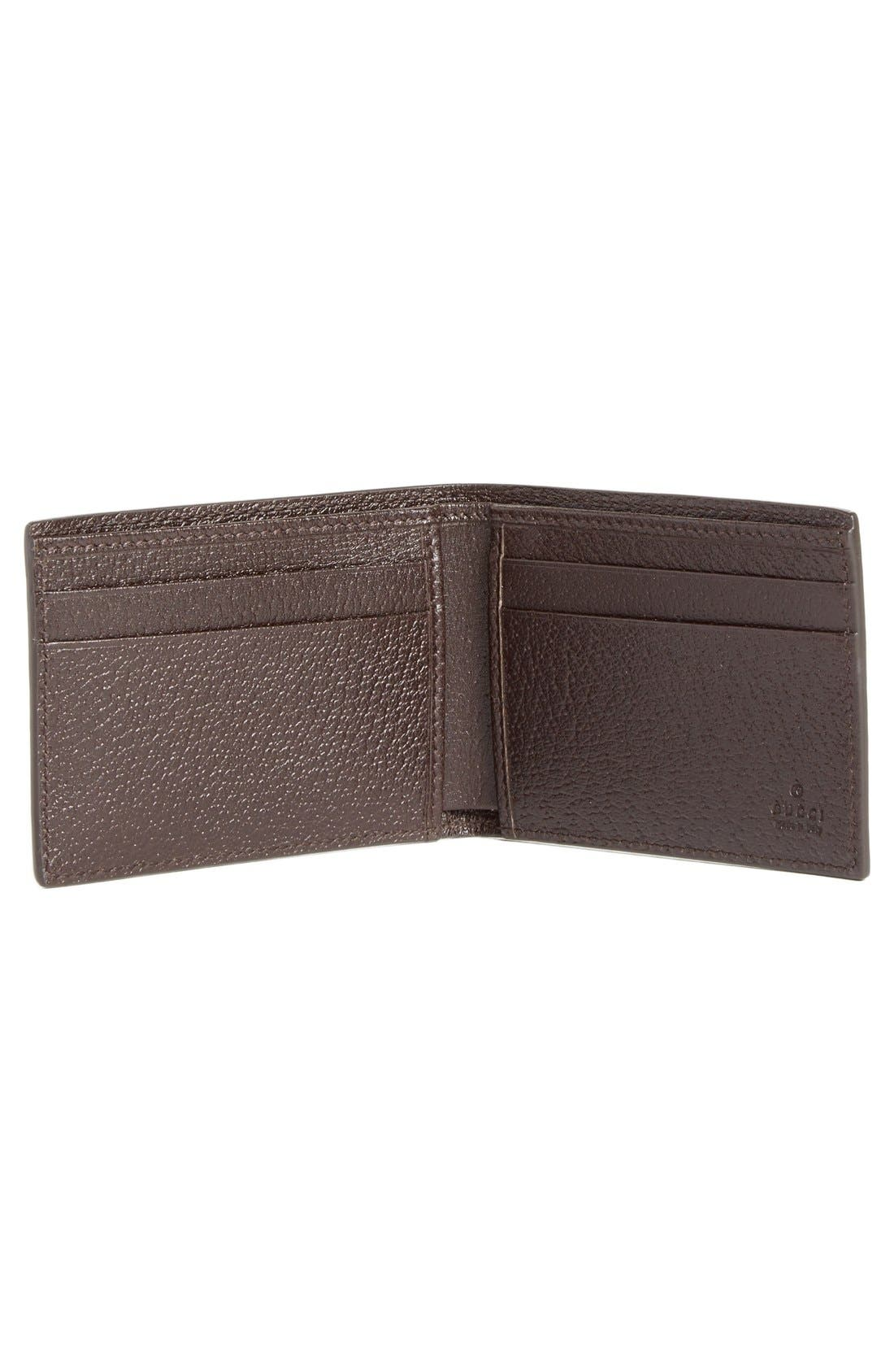 Marmont Leather Wallet,                             Alternate thumbnail 6, color,