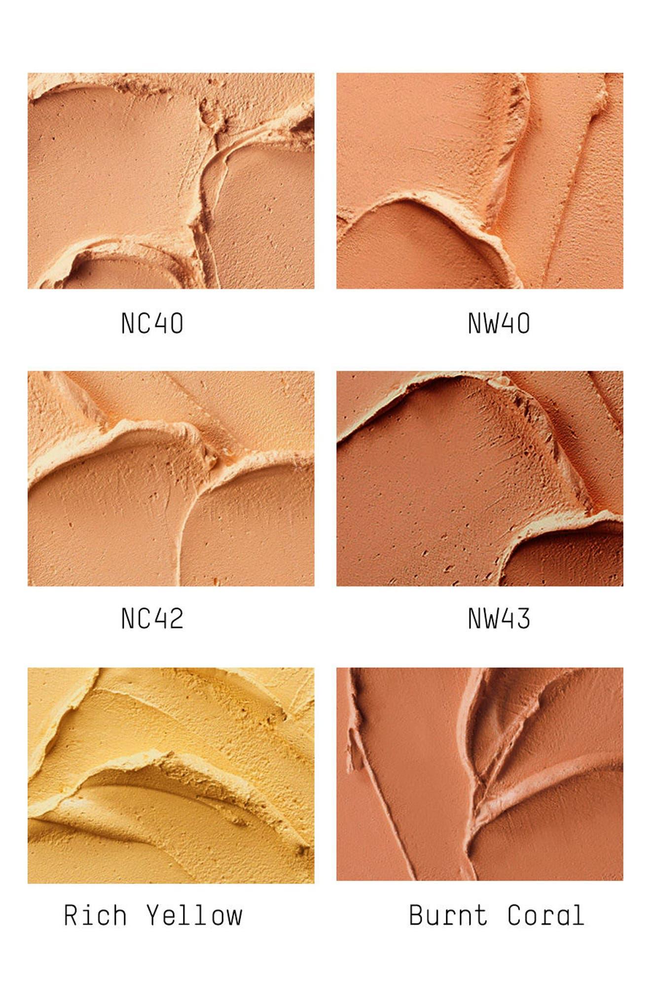 MAC Studio Conceal and Correct Palette,                             Alternate thumbnail 5, color,                             MEDIUM DEEP