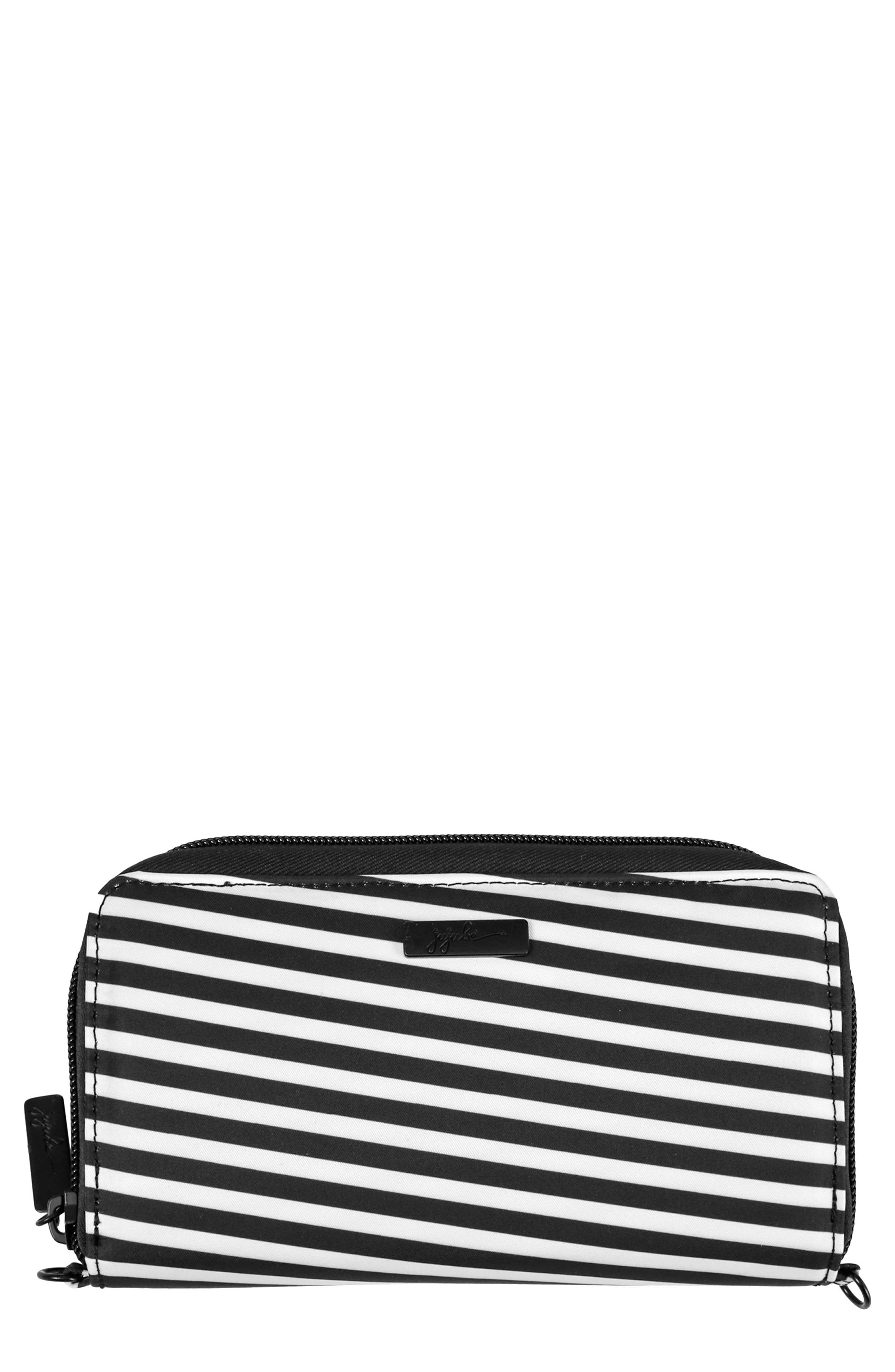 Onyx Be Spendy Clutch Wallet,                         Main,                         color, BLACK MAGIC
