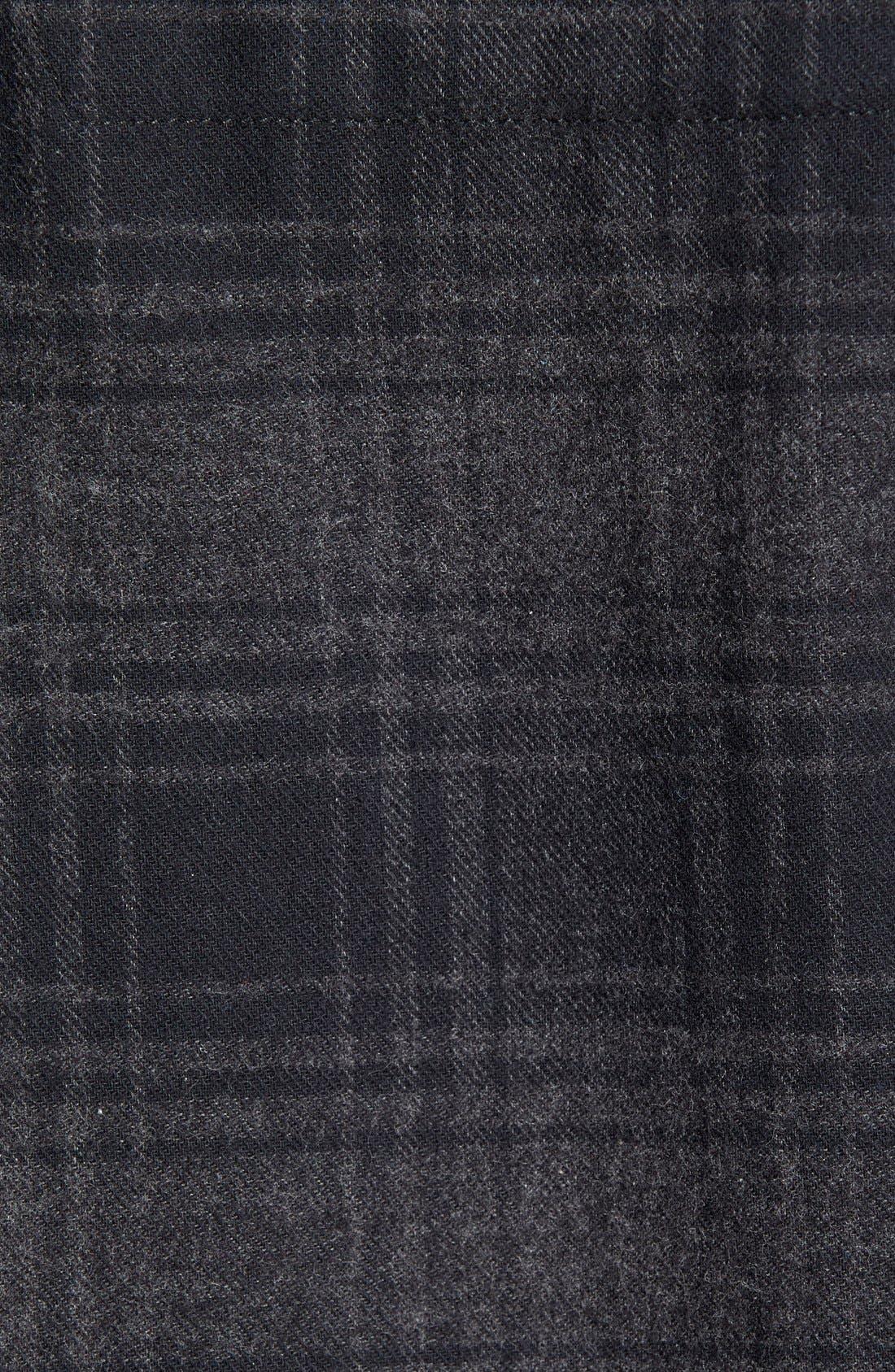 '824' Flannel Pajama Set,                             Alternate thumbnail 41, color,