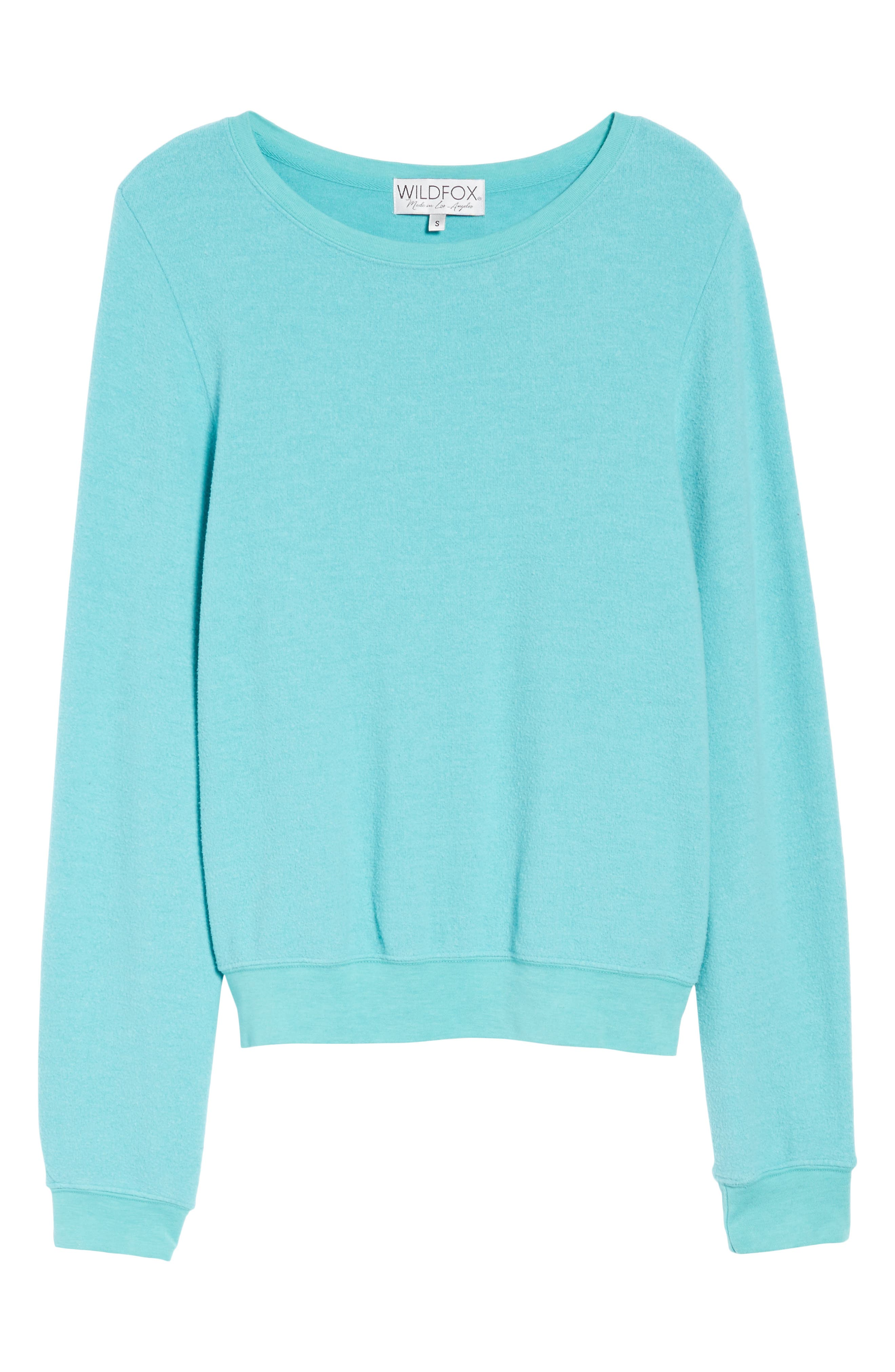 'Baggy Beach Jumper' Pullover,                             Alternate thumbnail 186, color,